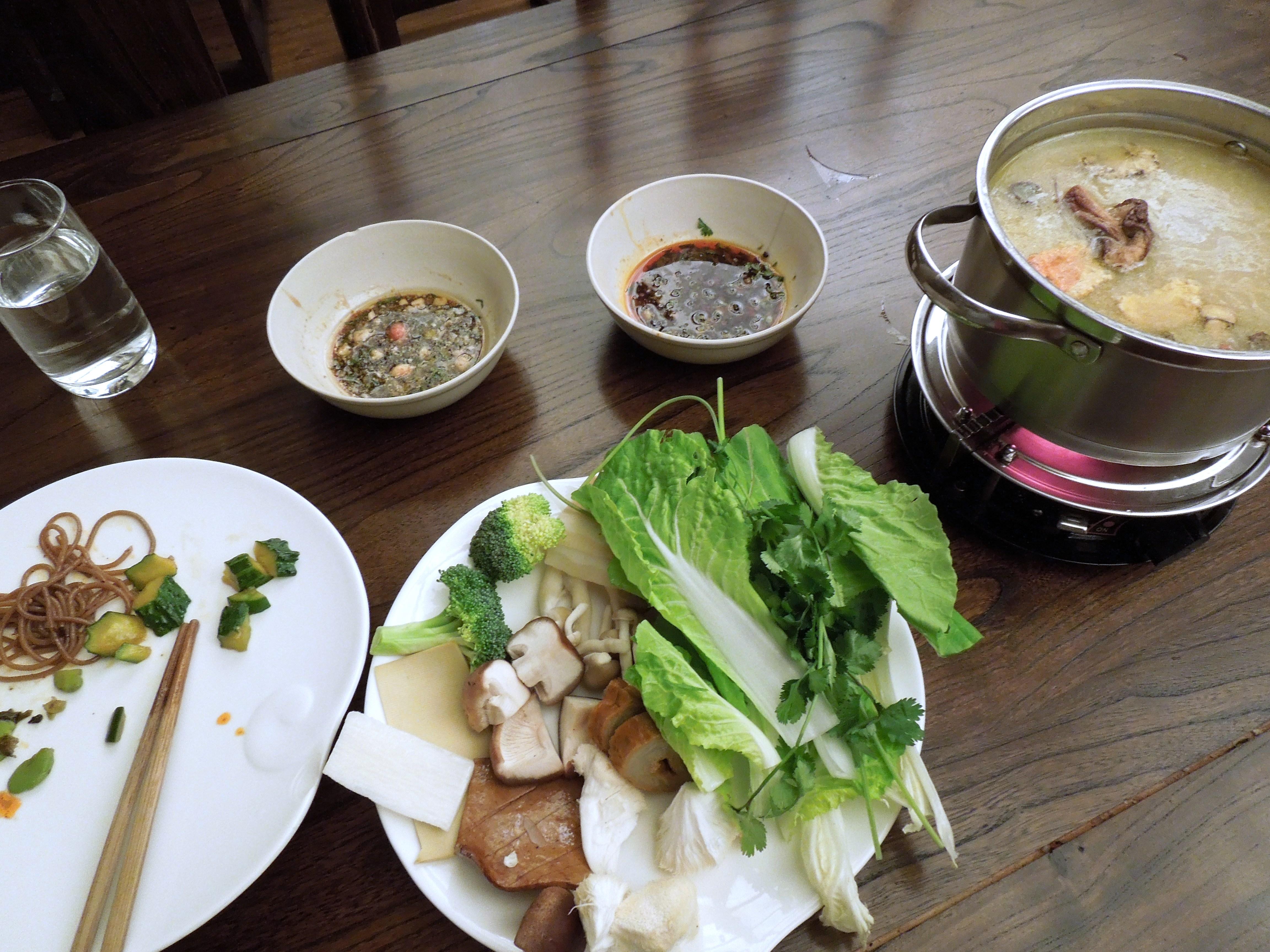 hotpot kiina ruoka