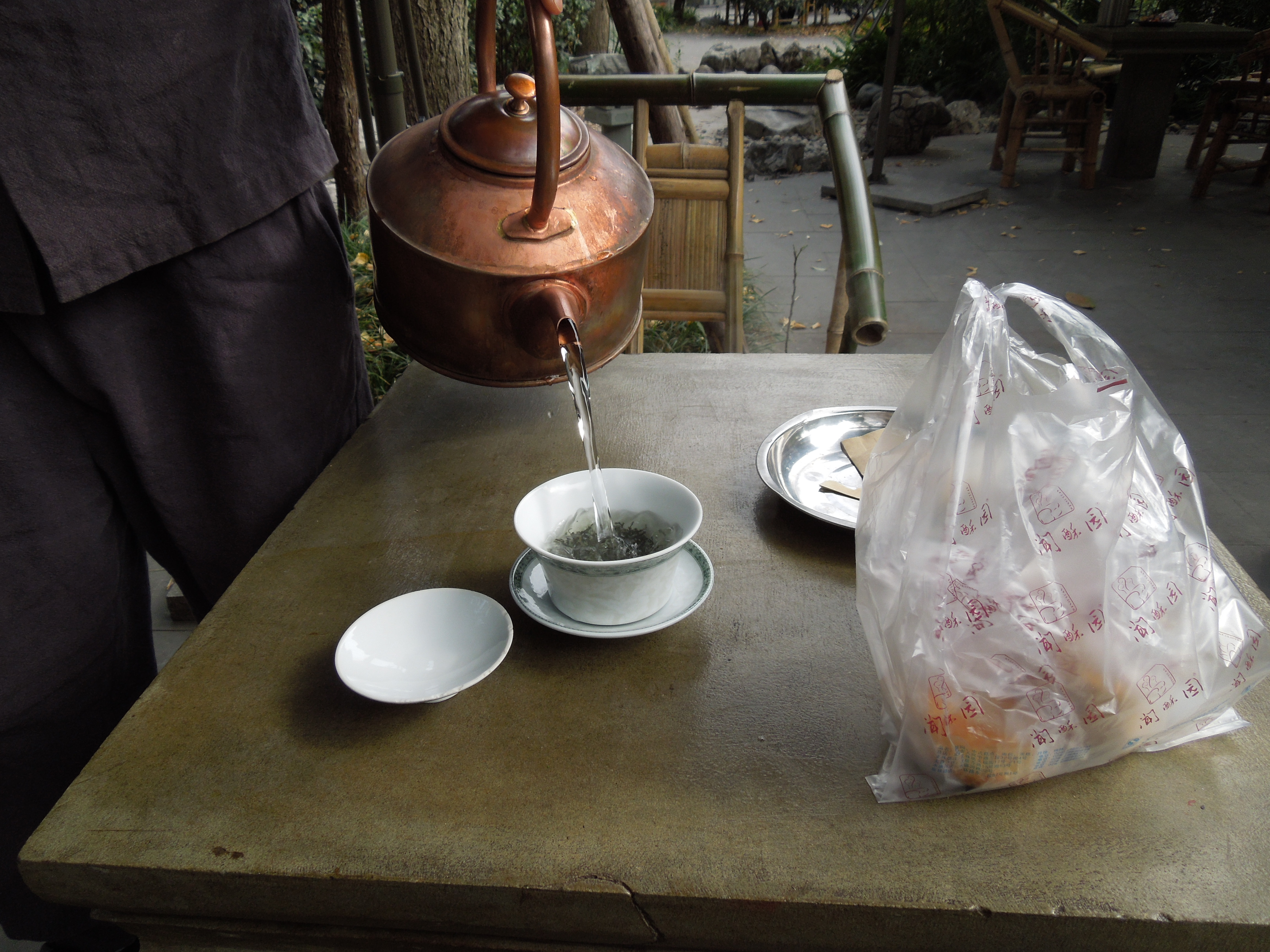 kiinalainen tee teehuone kiina