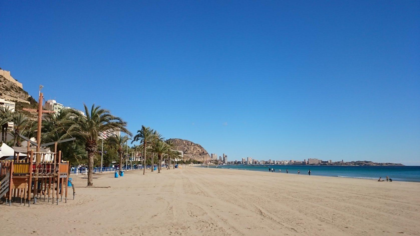 Alicante Postiquet bach