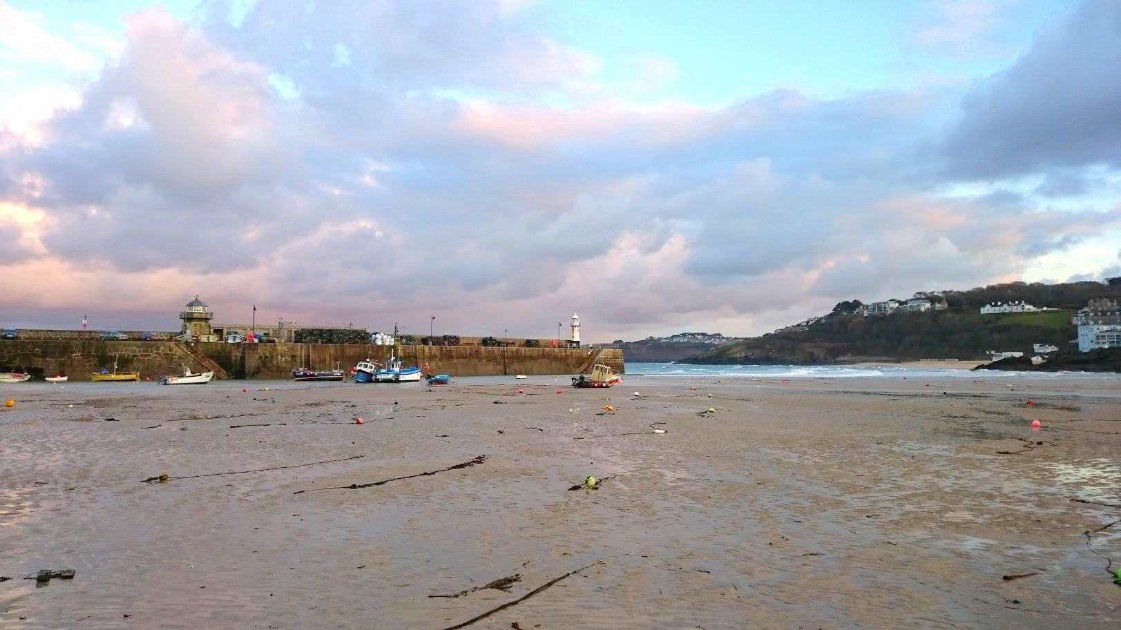 Cornwall rannikko kokemuksia st ives