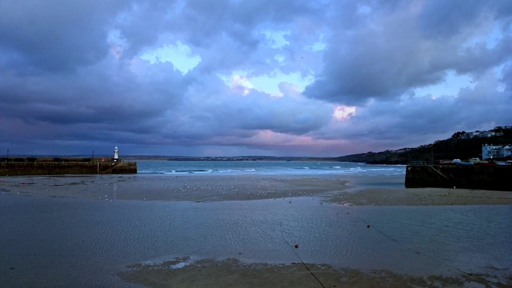 St Ives Cornwall ilta