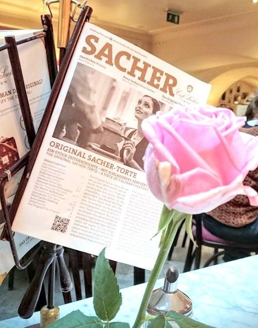 Sacherkakku alkuperäinen itävalta kahvila wien graz salzburg