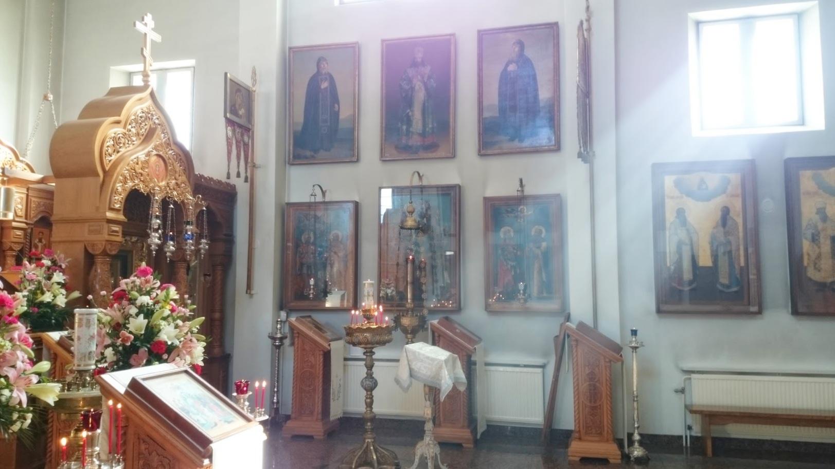 Valamo kirkko luostari