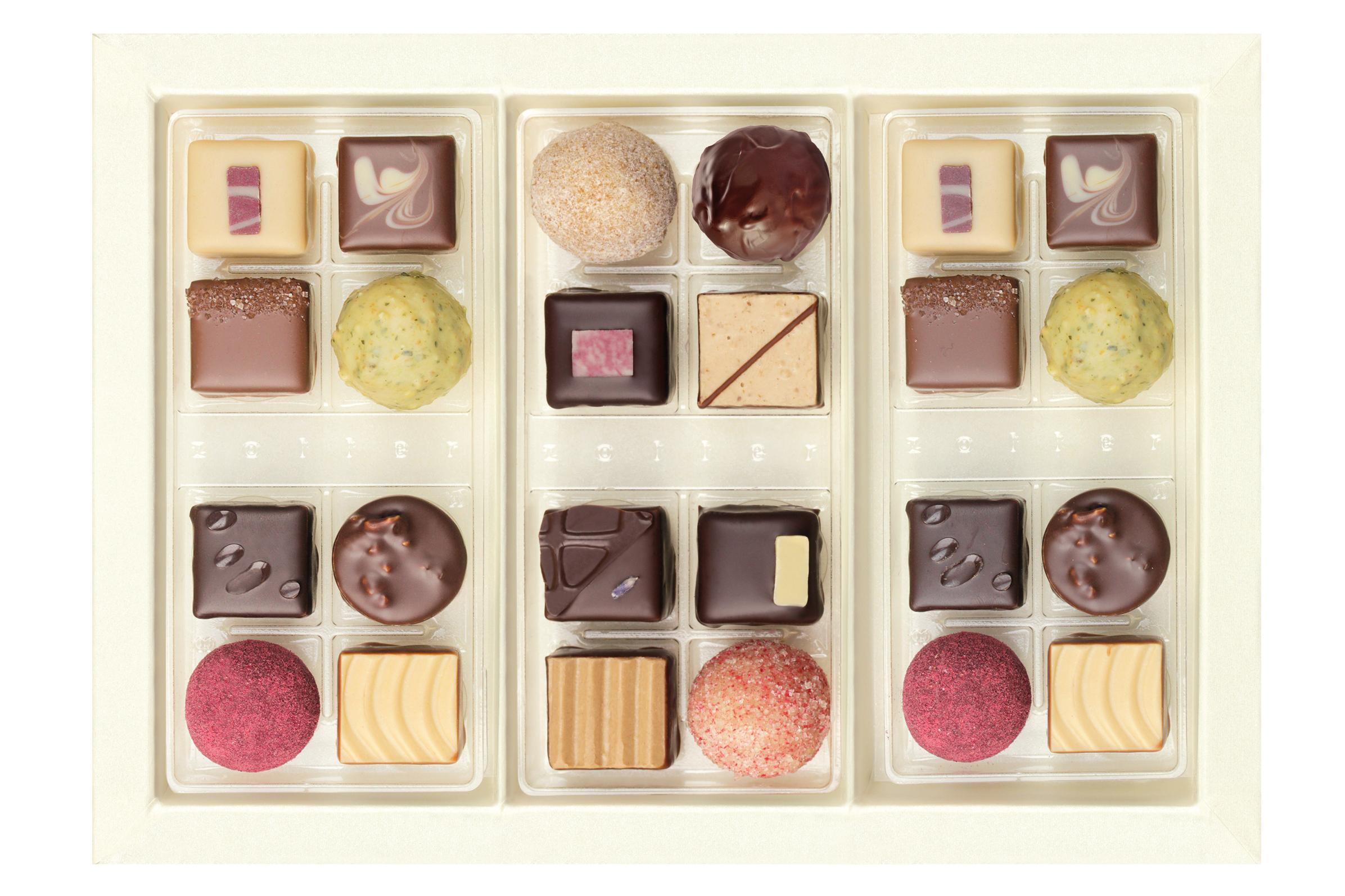 Zotter suklaa suklaatehdas vierailu itävalta