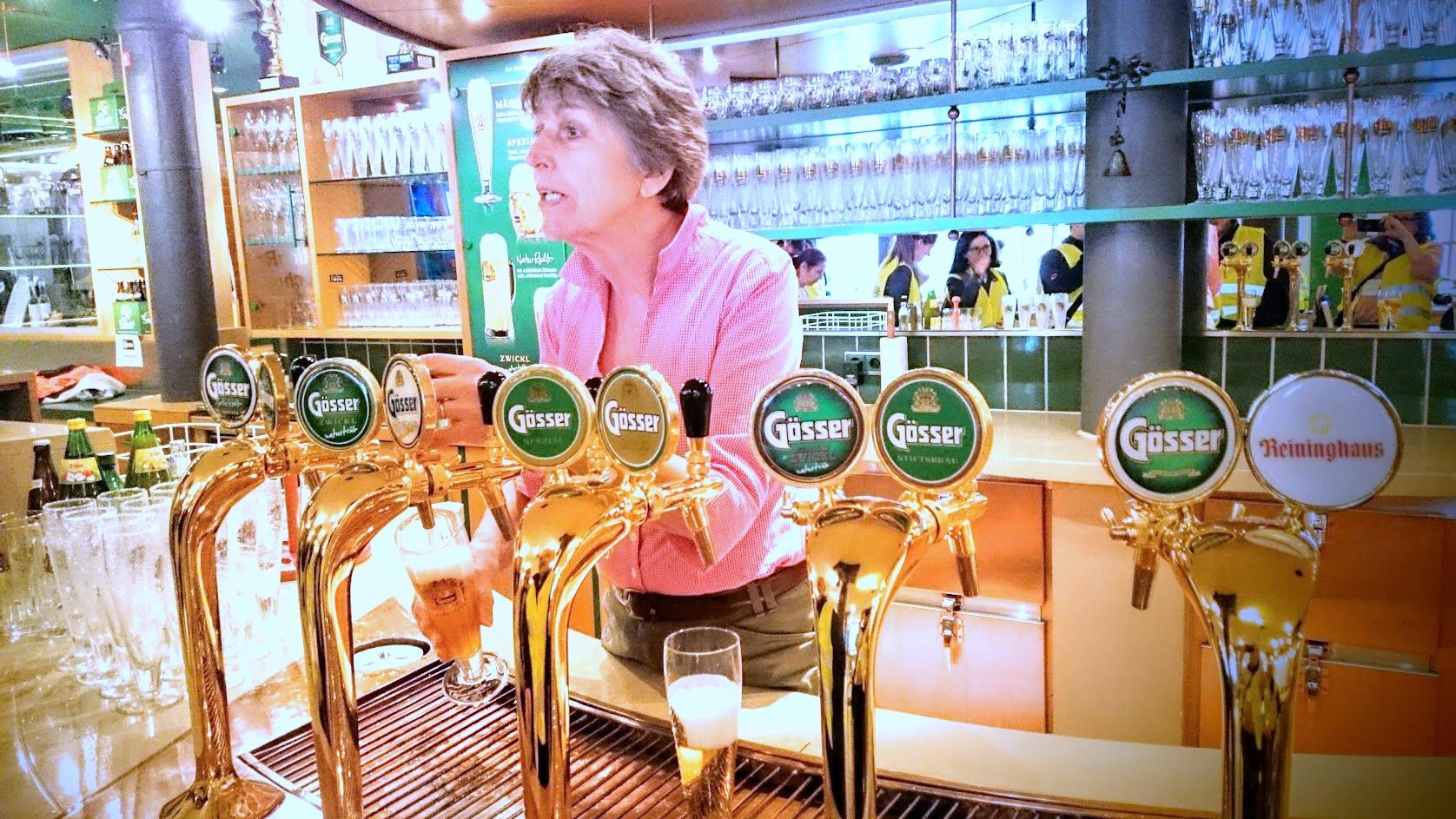 itävalta olut olutpanimo