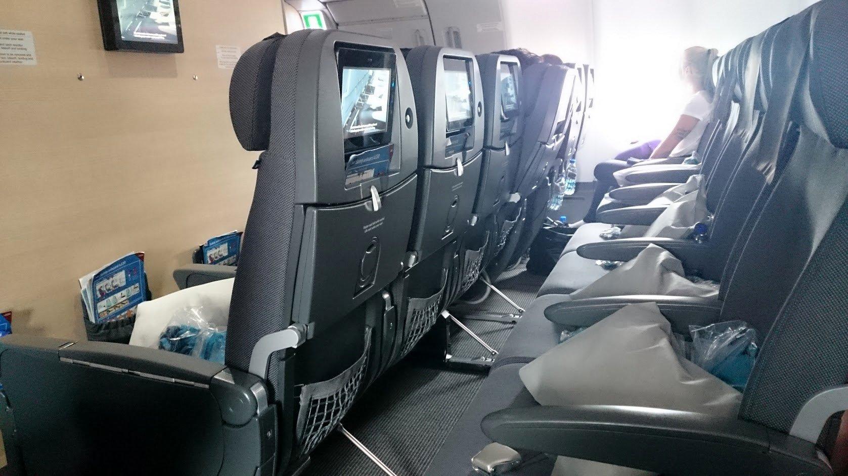 SAS Plus matkustusluokka korotus kokemuksia
