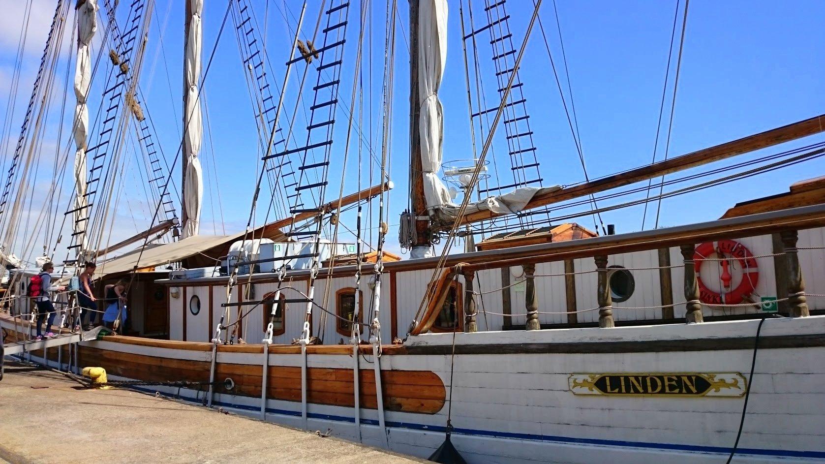 Vallisaari laiva