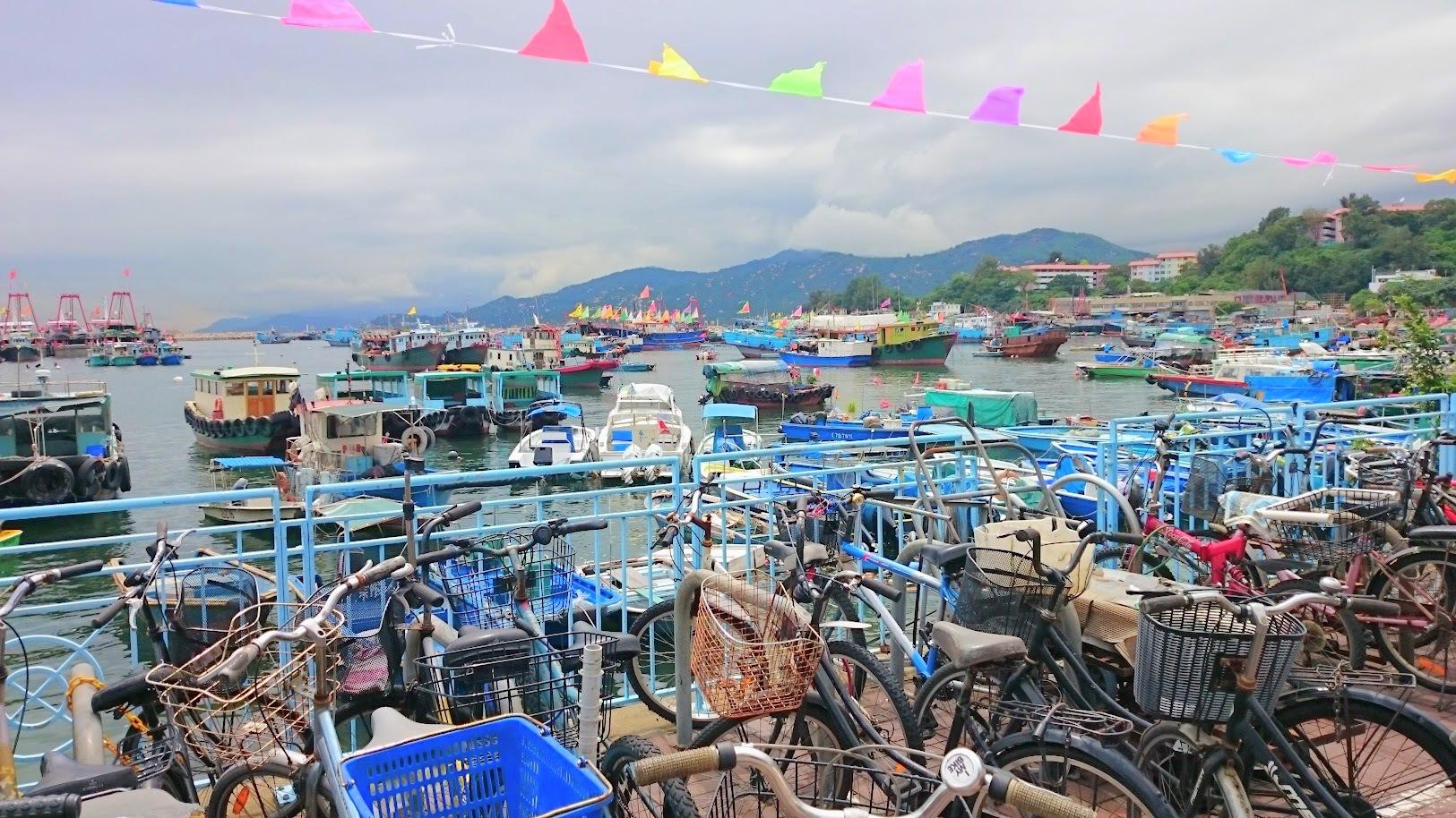 Cheung Chau hongkong saari nähtävyydet