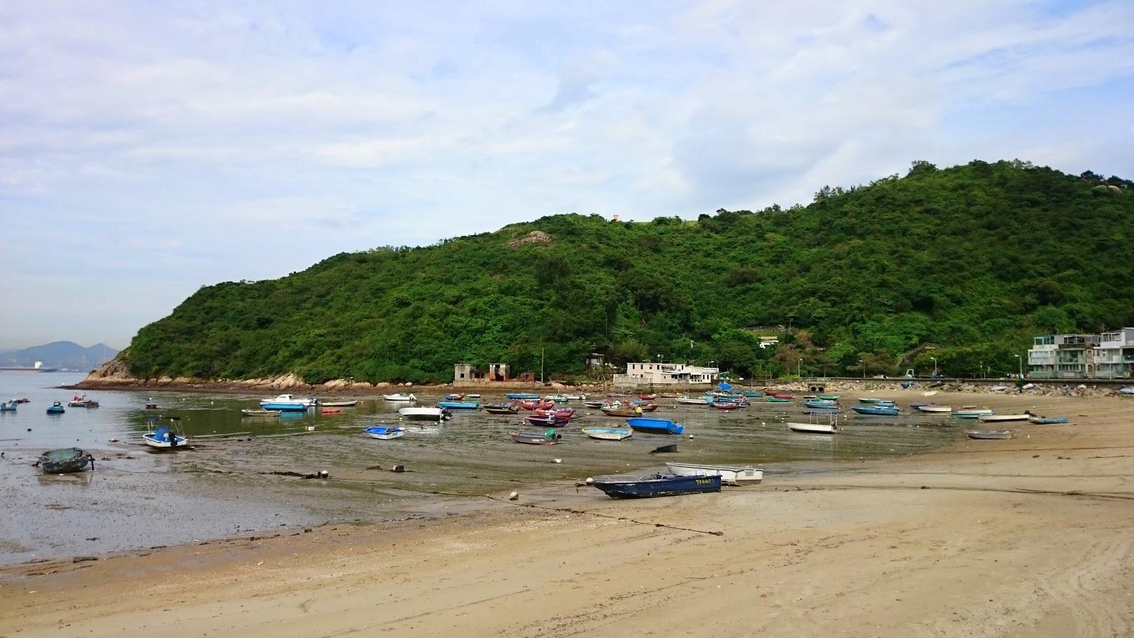 Peng Chau hongkong saari nähtävyydet