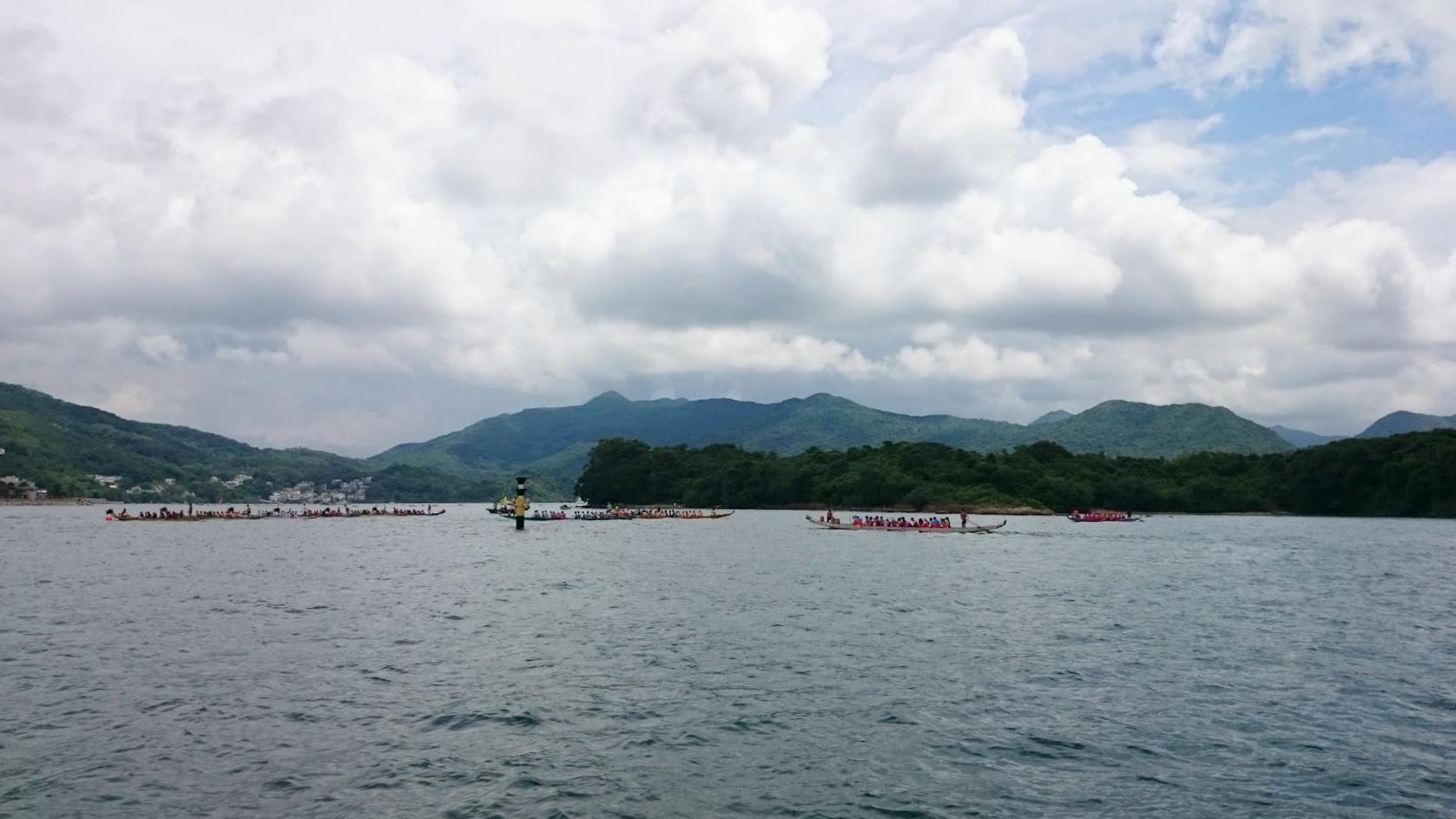 Lohikäärmevene sai kung hongkong nähtävyydet