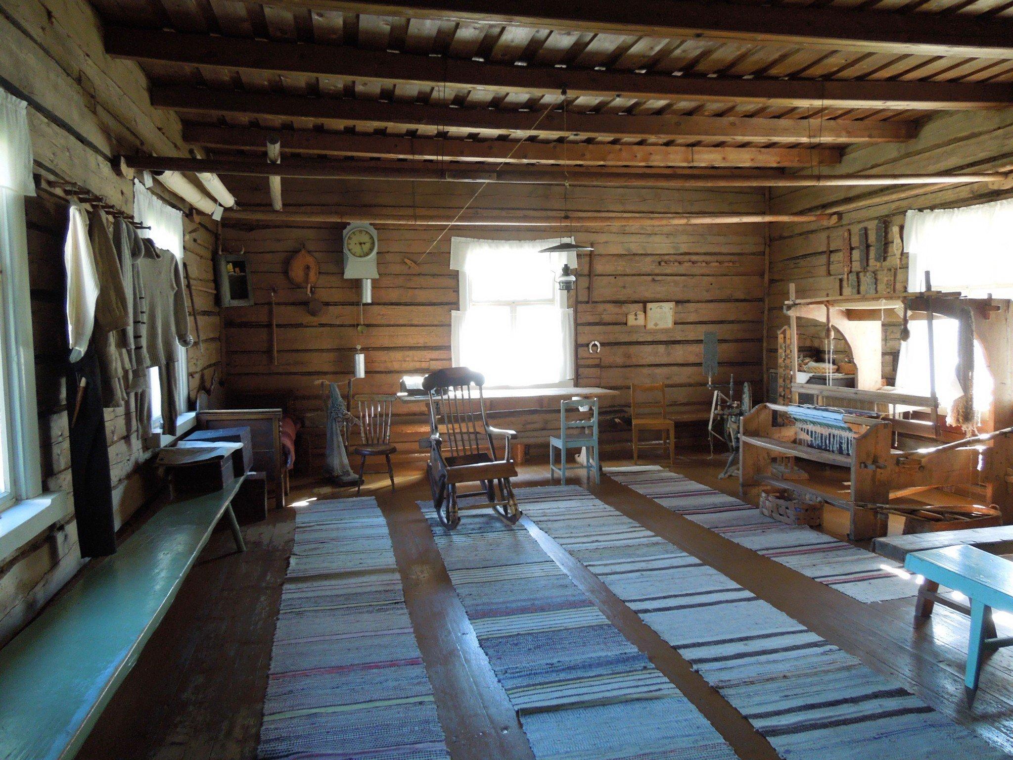 Hailuoto Kniivilän kotiseutumuseo