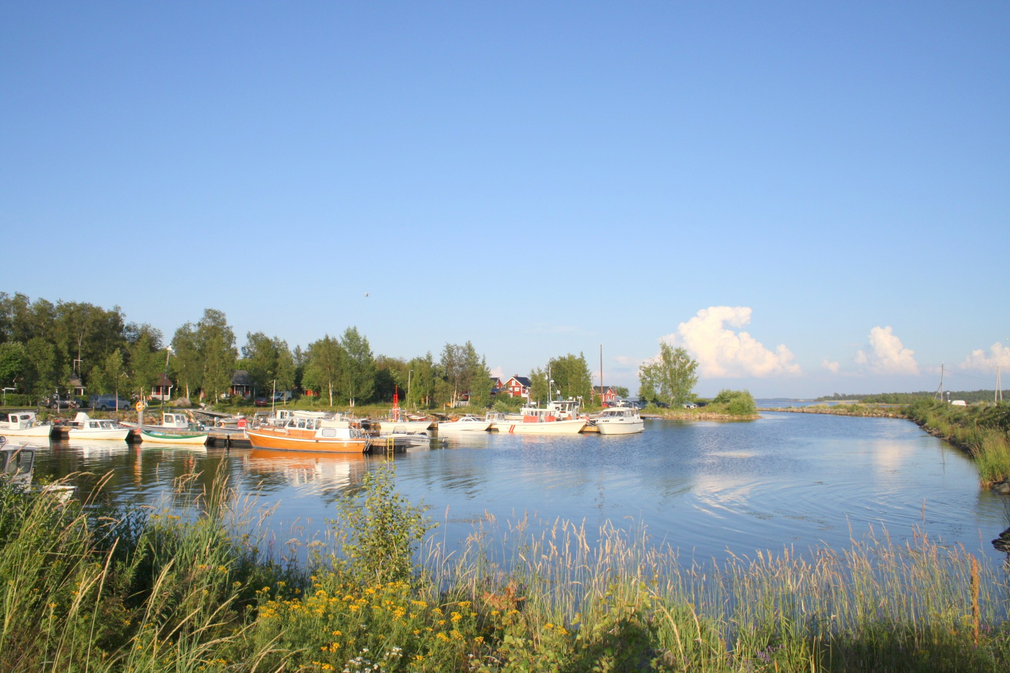 Ohtakari satama