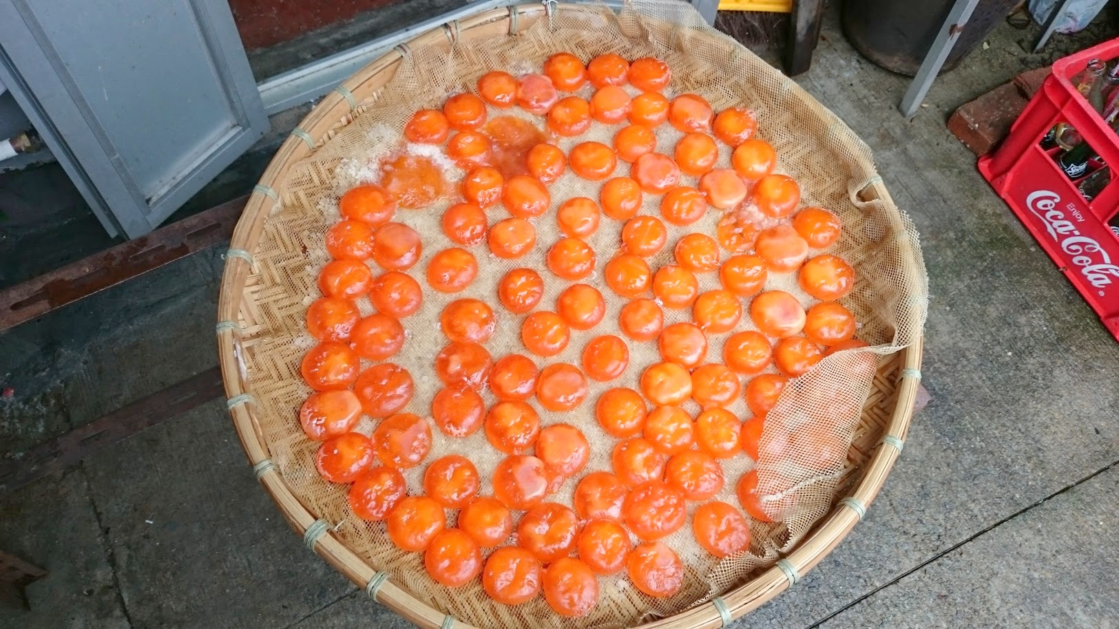 Tai O duck eggs