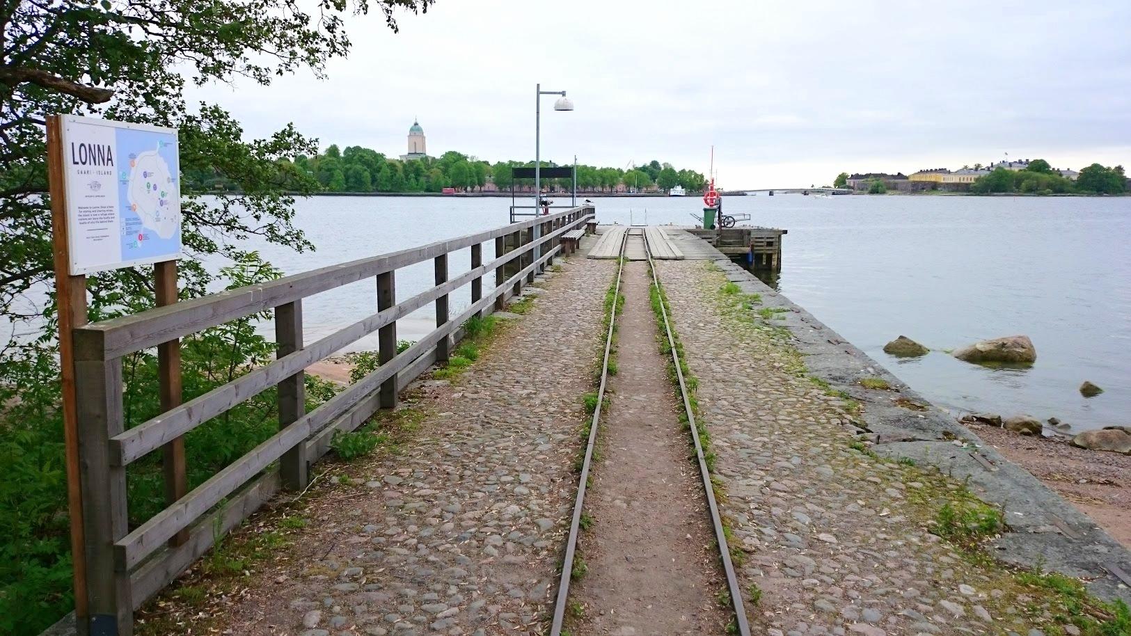 Lonna Suomenlinna