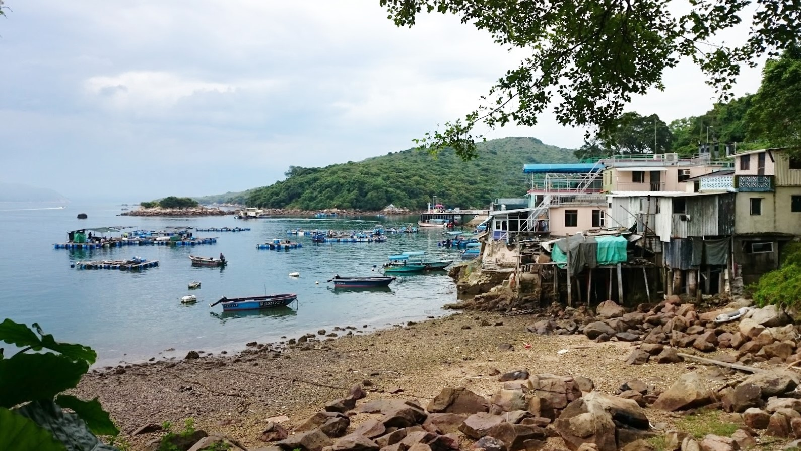 Tap Mun saari hongkong