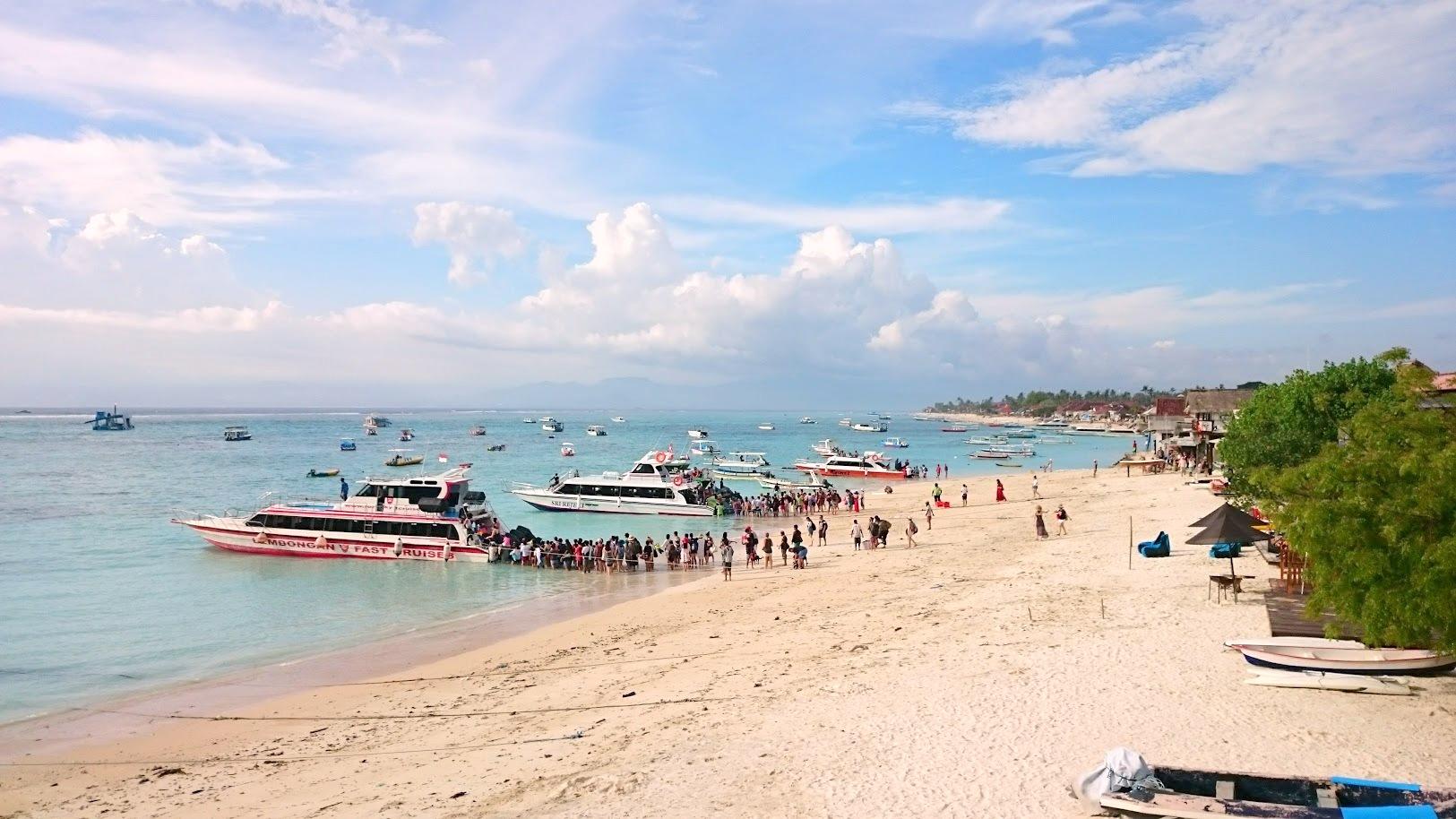 Nusa Lembongan pikavene Bali
