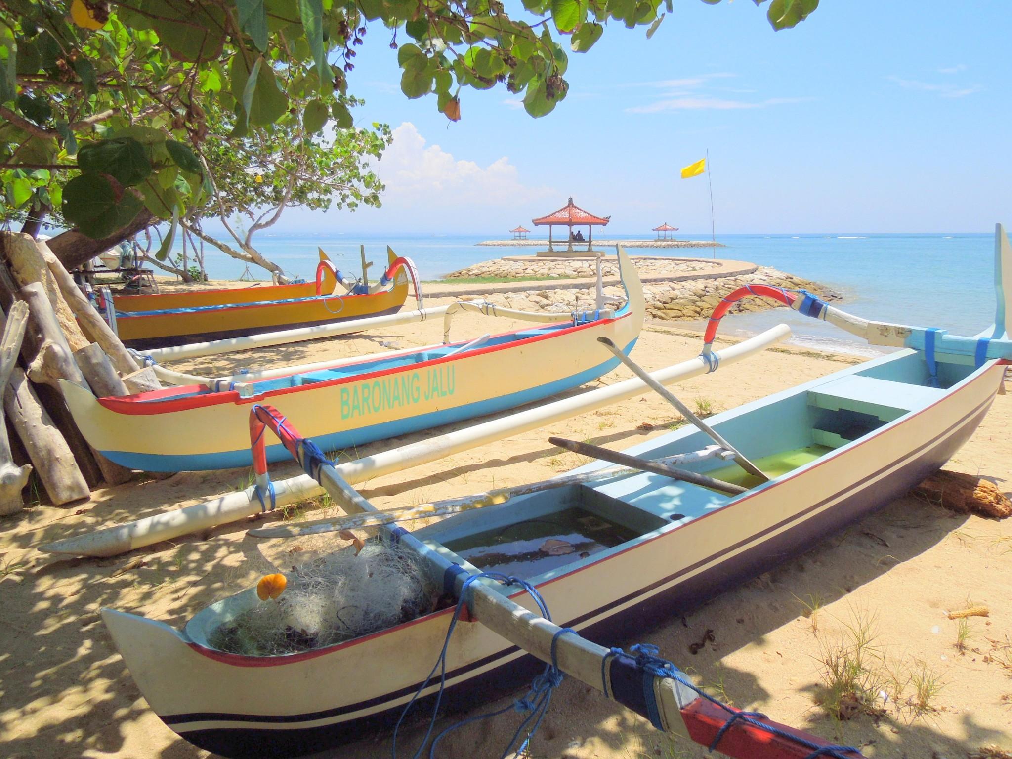 Bali Sanur ranta