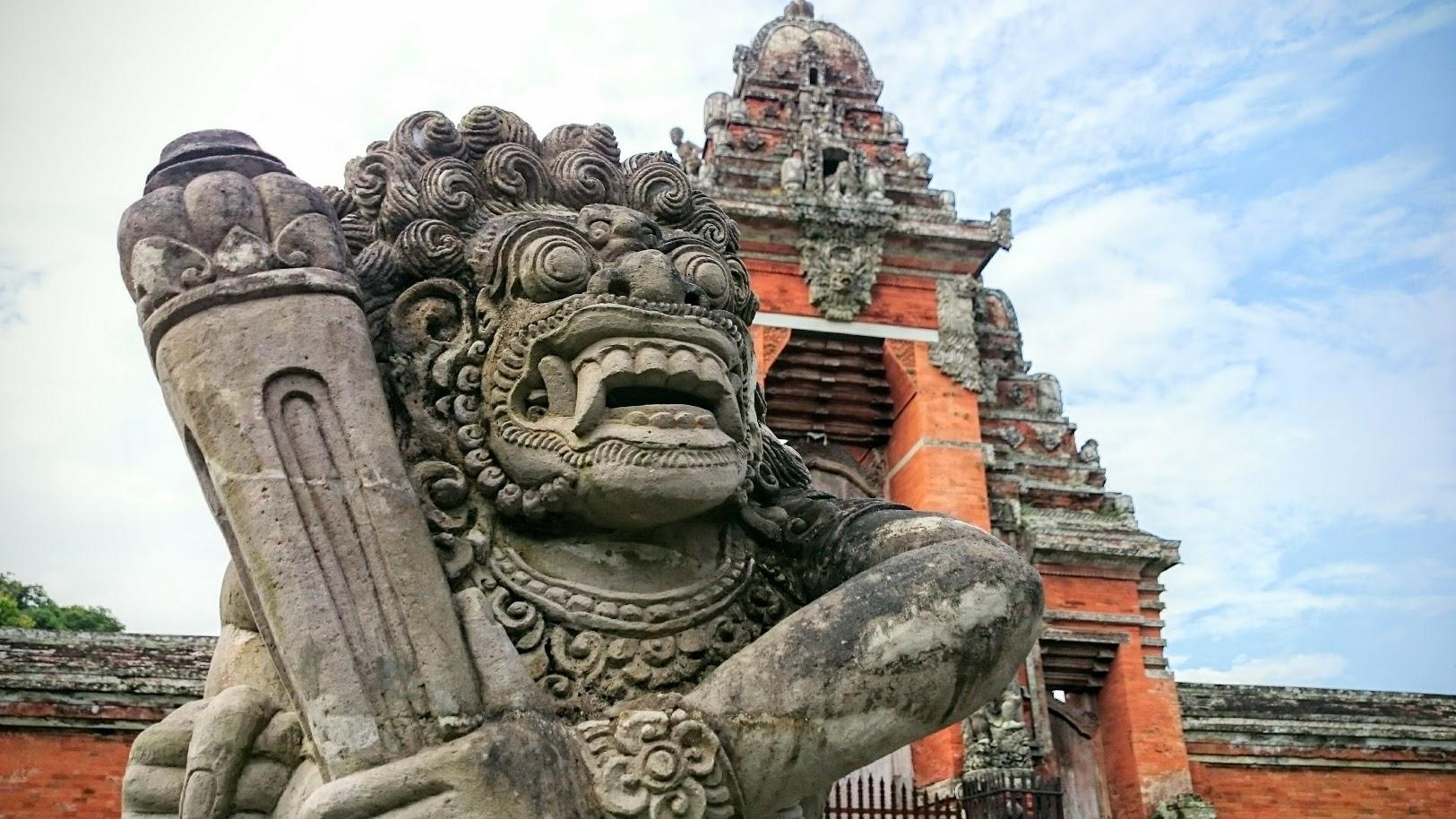 Bali temppeli