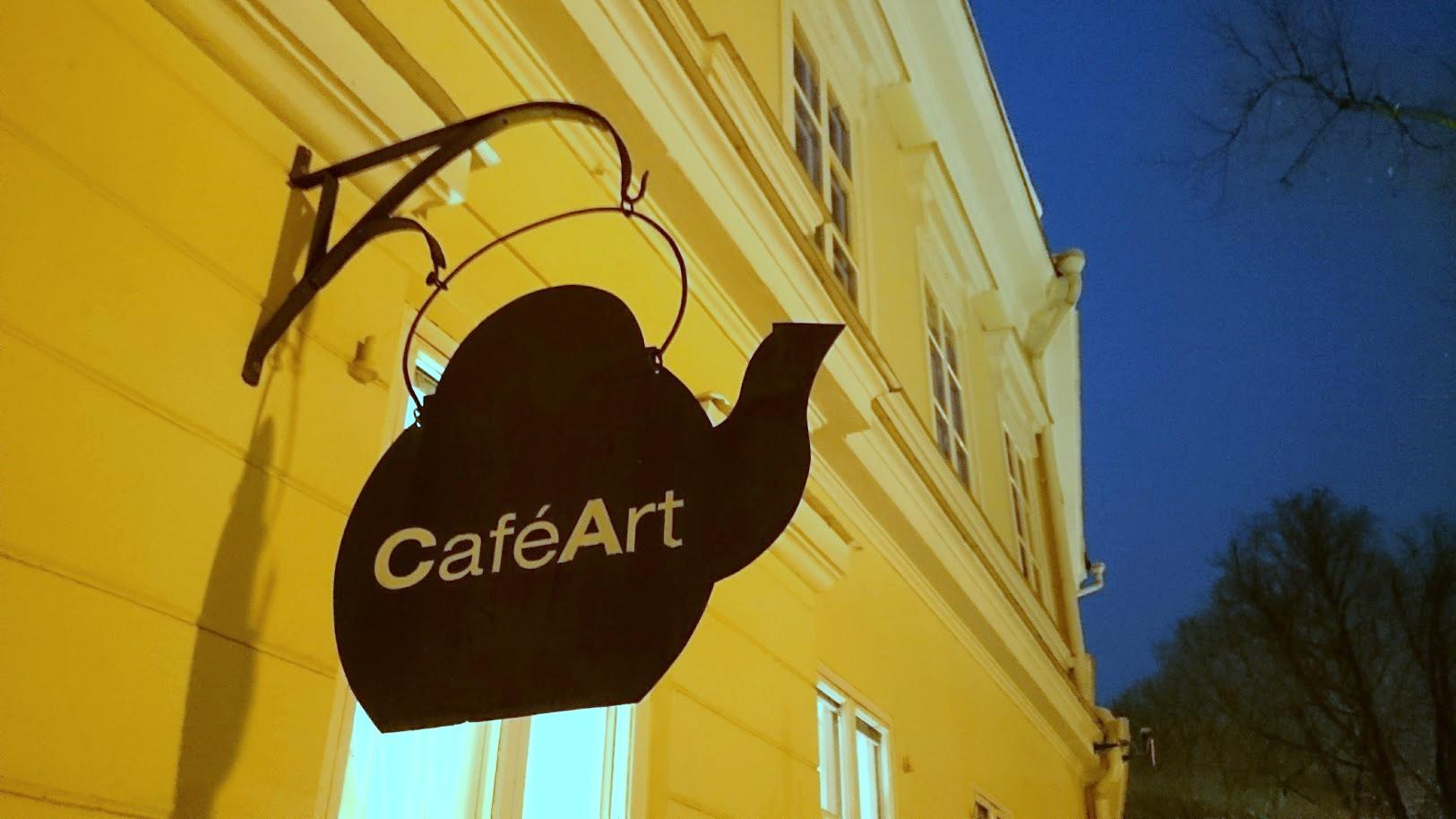 Cafe Art Turku Food Walk