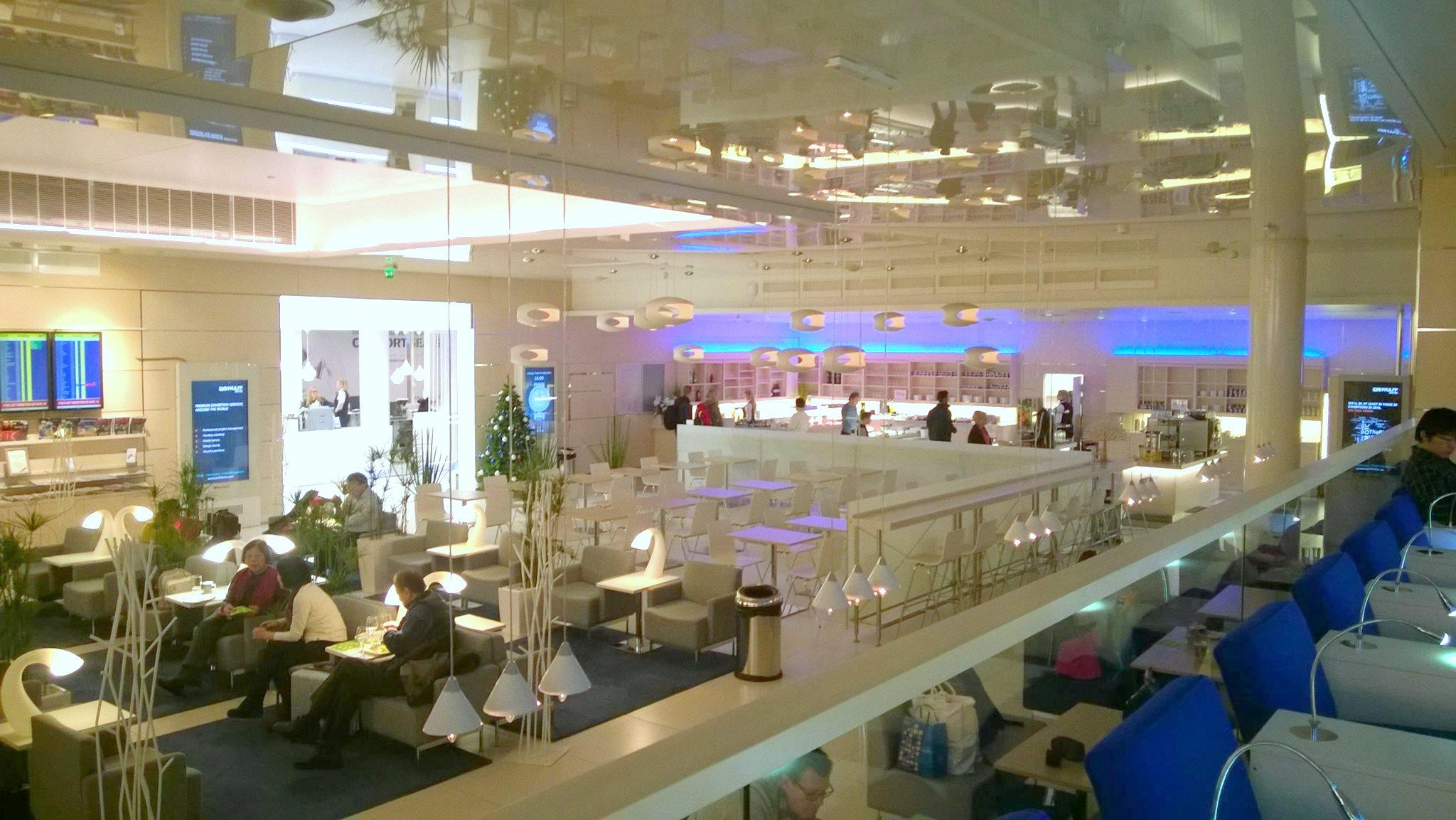 Finnair non-schengen lounge helsinki vantaa lentokenttä priority pass diners club