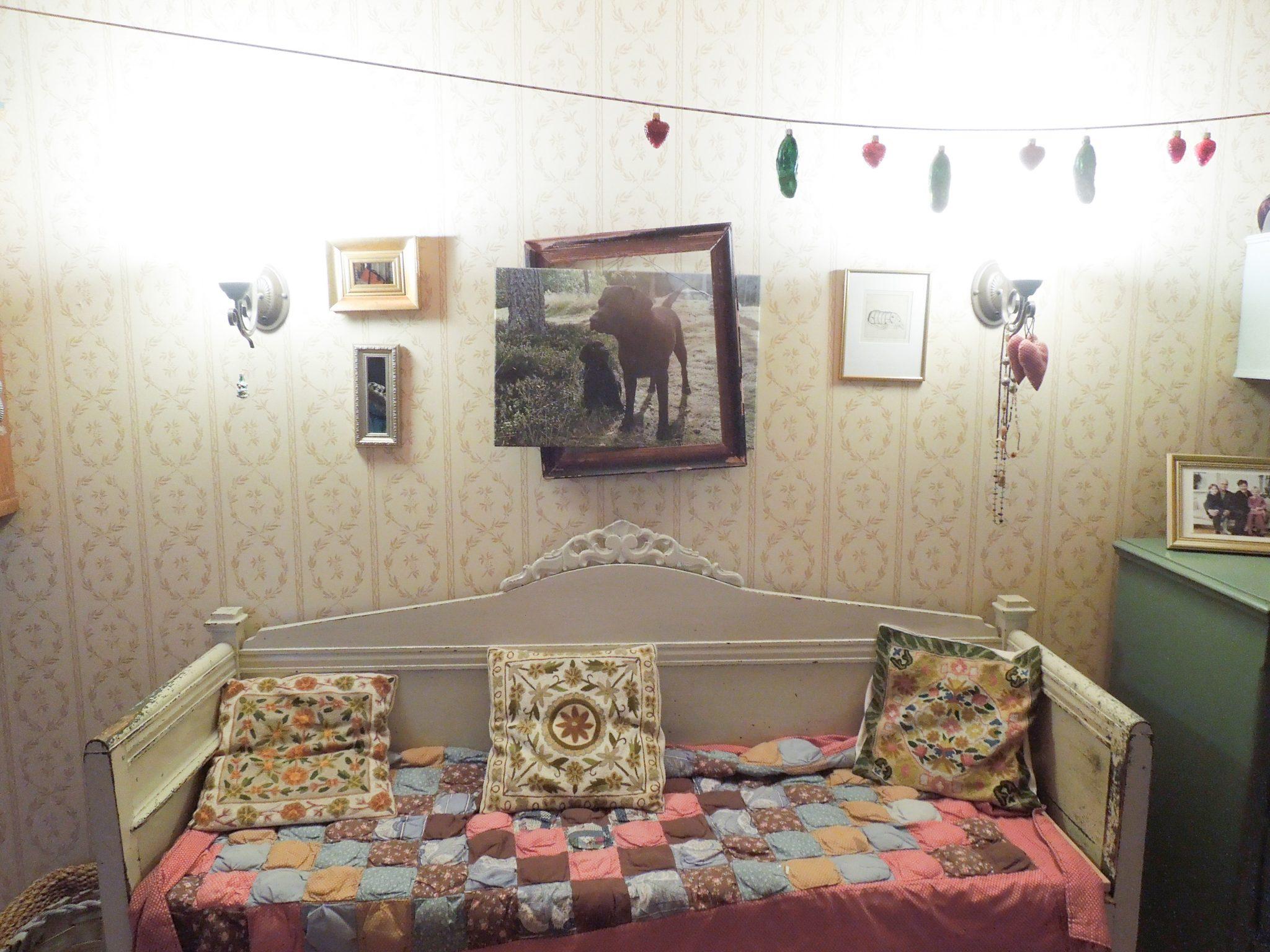 Loviisa Wanhan Ajan Joulukodit Wanhat talot pitkänpöydäntalo