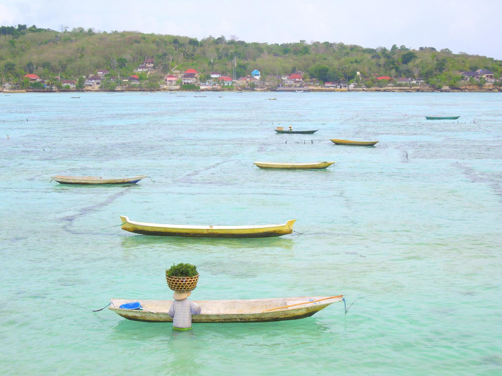 Nusa Lembongan Ceningan Bali saaret