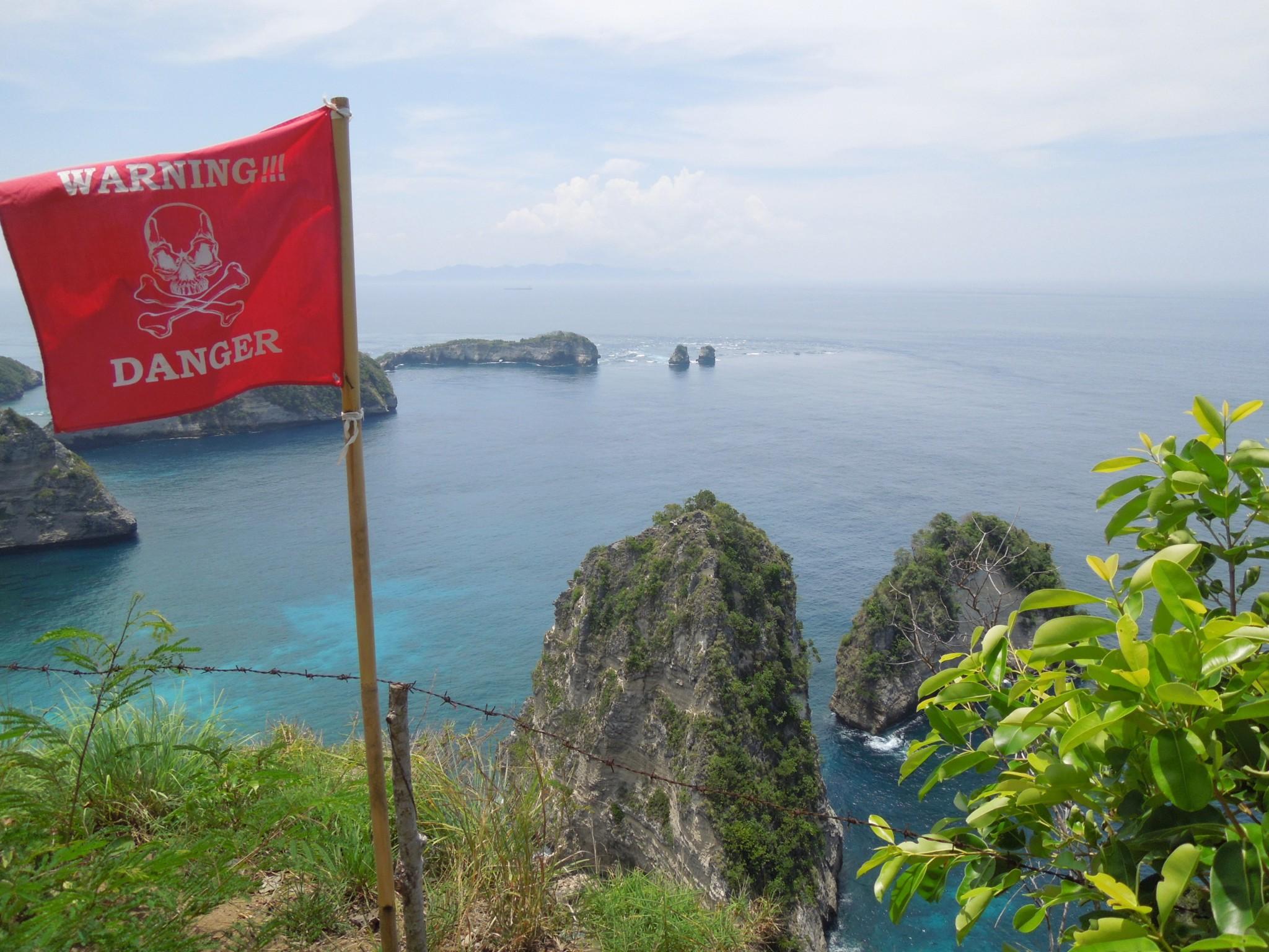 Nusa Penida Atuh Beach Bali saaret