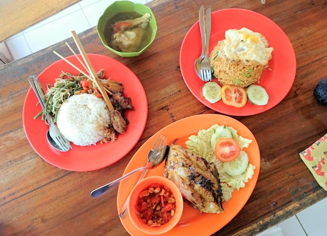 Nusa Penida ruoka