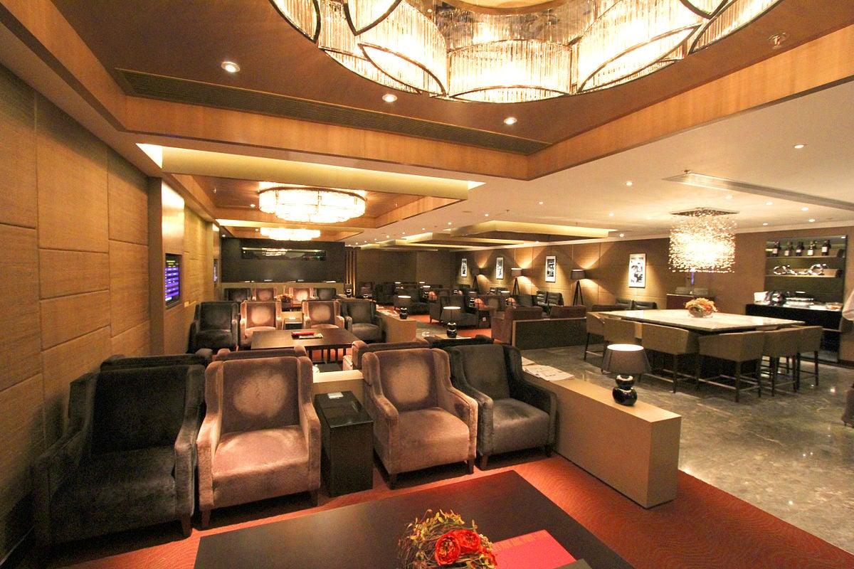 Plaza Premium Lounge Hong Kong lentokenttä priority pass diners club