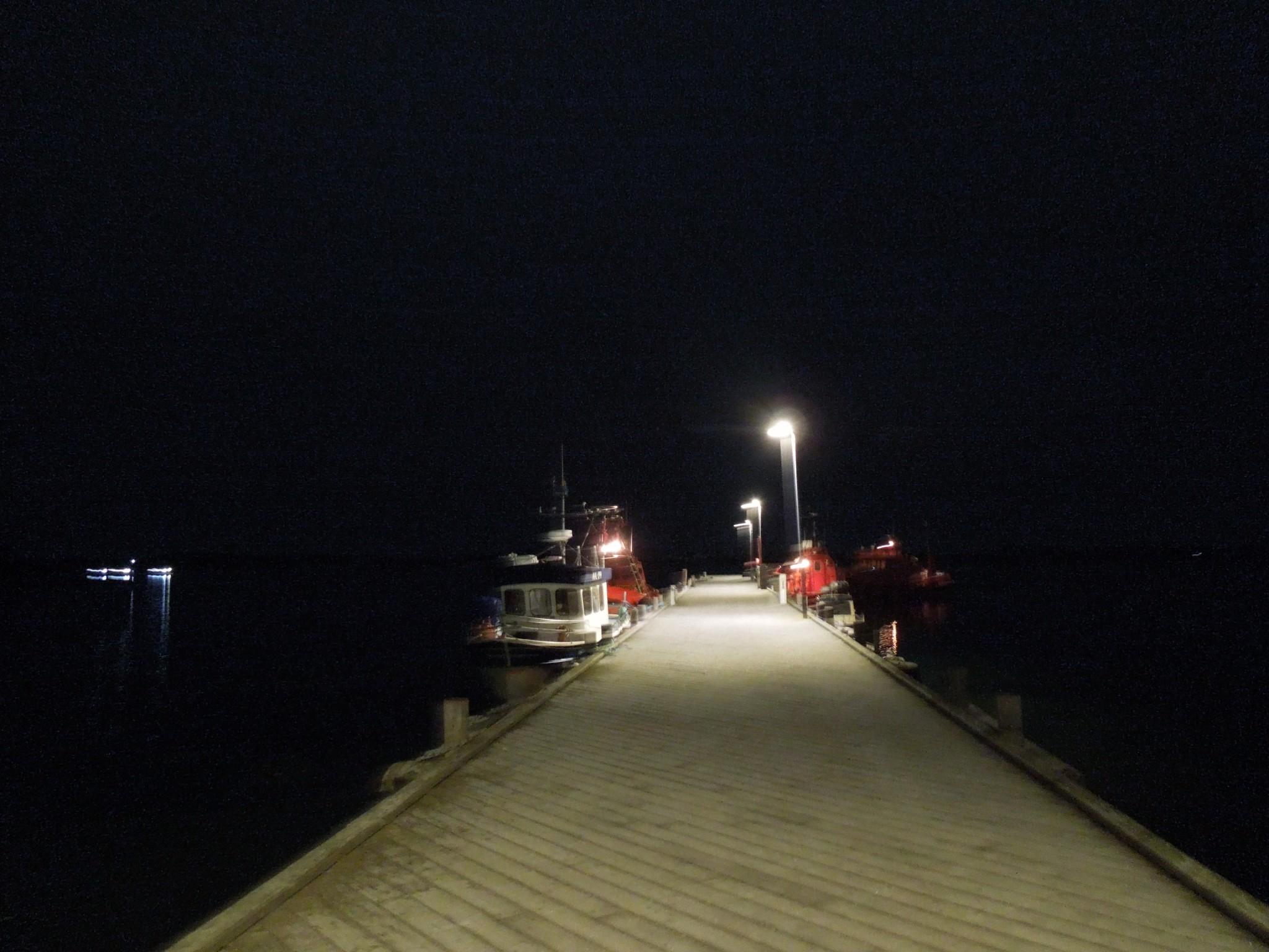 Utö majakka saari yö Estonia