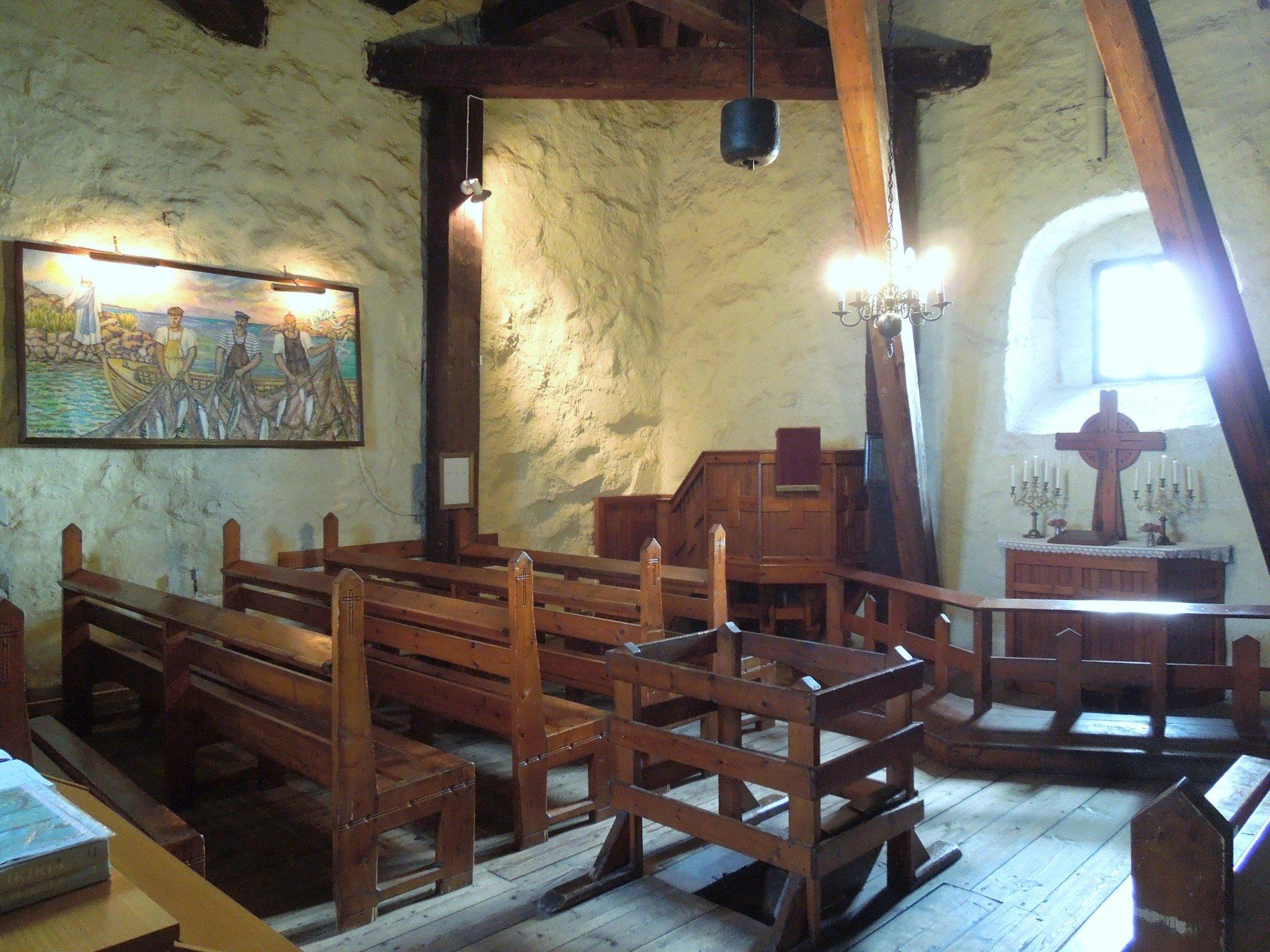 Utö saari majakka kirkko