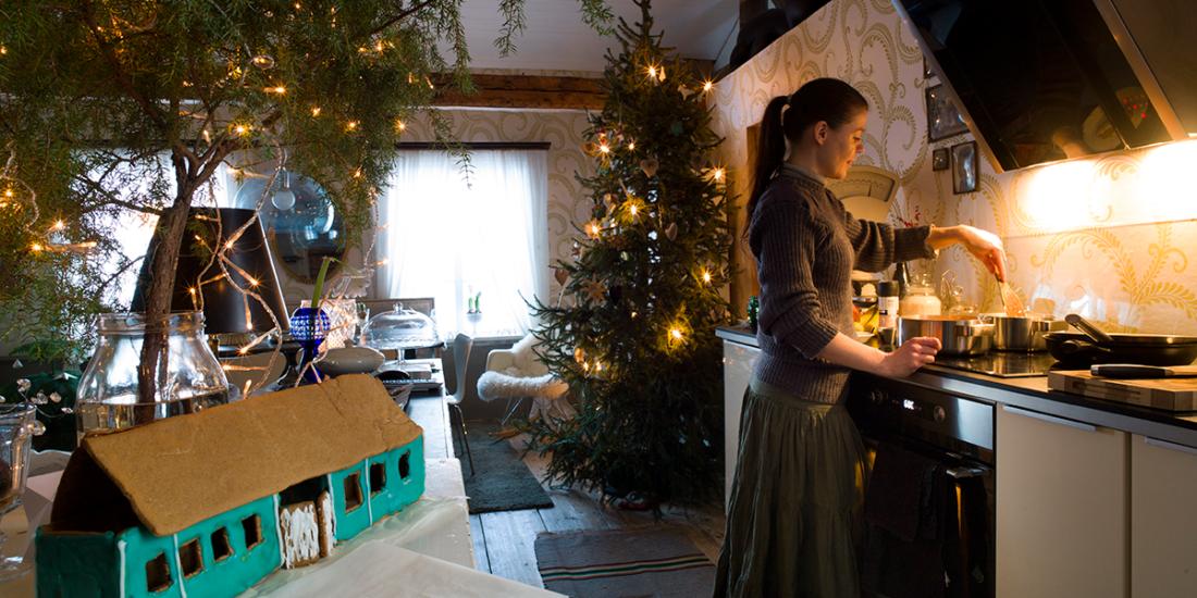 Loviisa Wanhan Ajan Joulukodit Wanhat talot