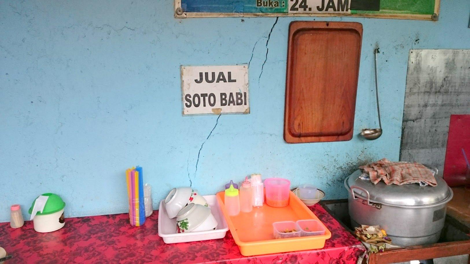 Bali Sanur katuruoka Indonesia ruoka