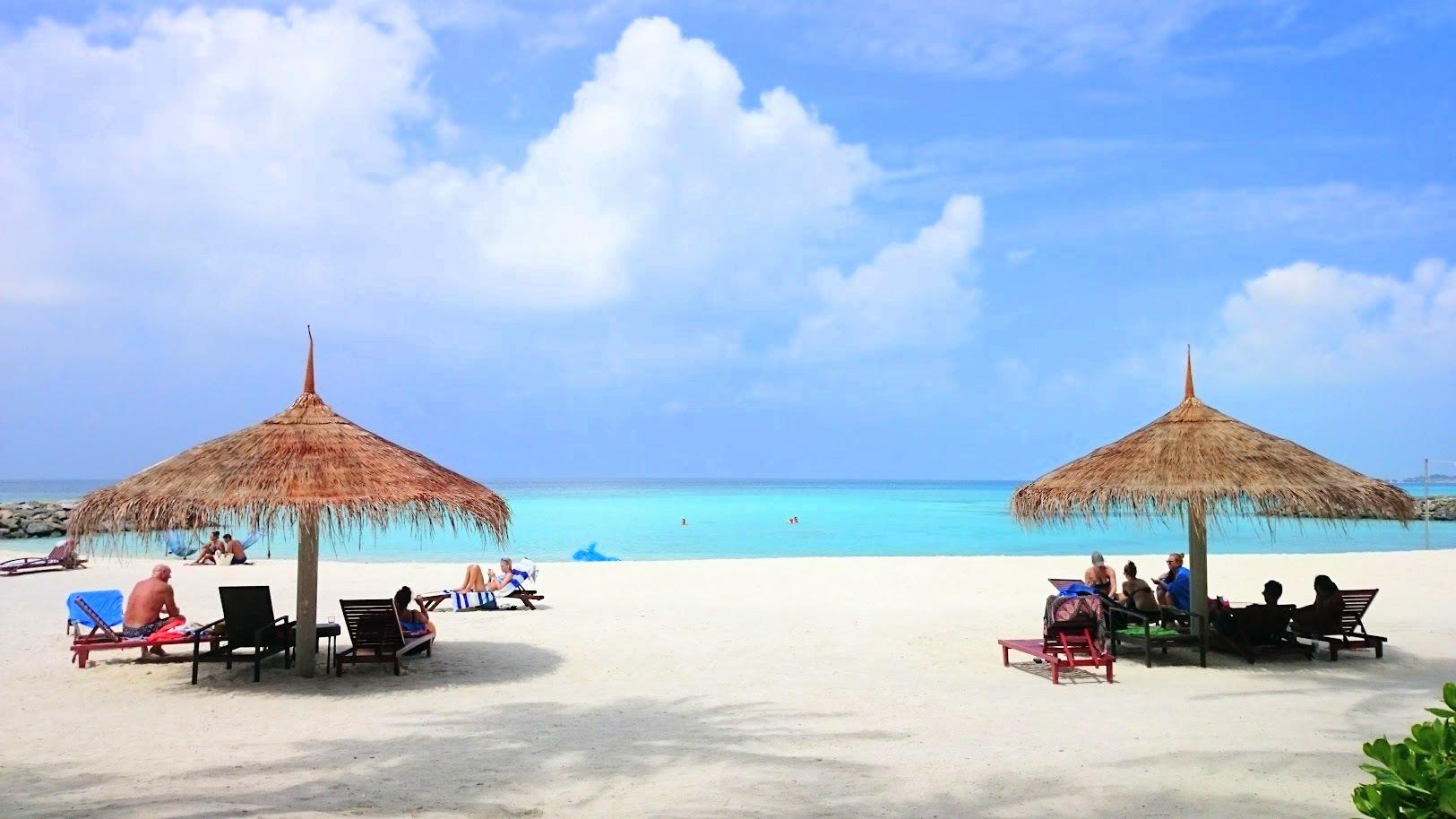 Maafushi Malediivit bikini beach edullisesti malediiveille kokemuksia