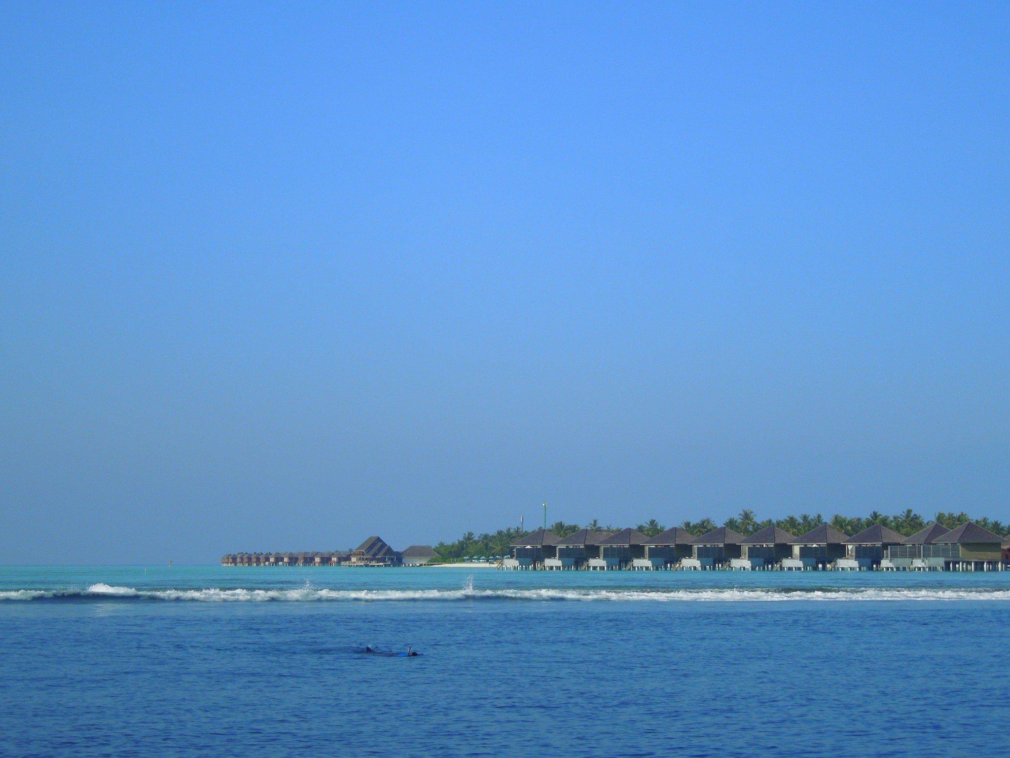 Maafushi snorklaus resort edullisesti malediiveille kokemuksia