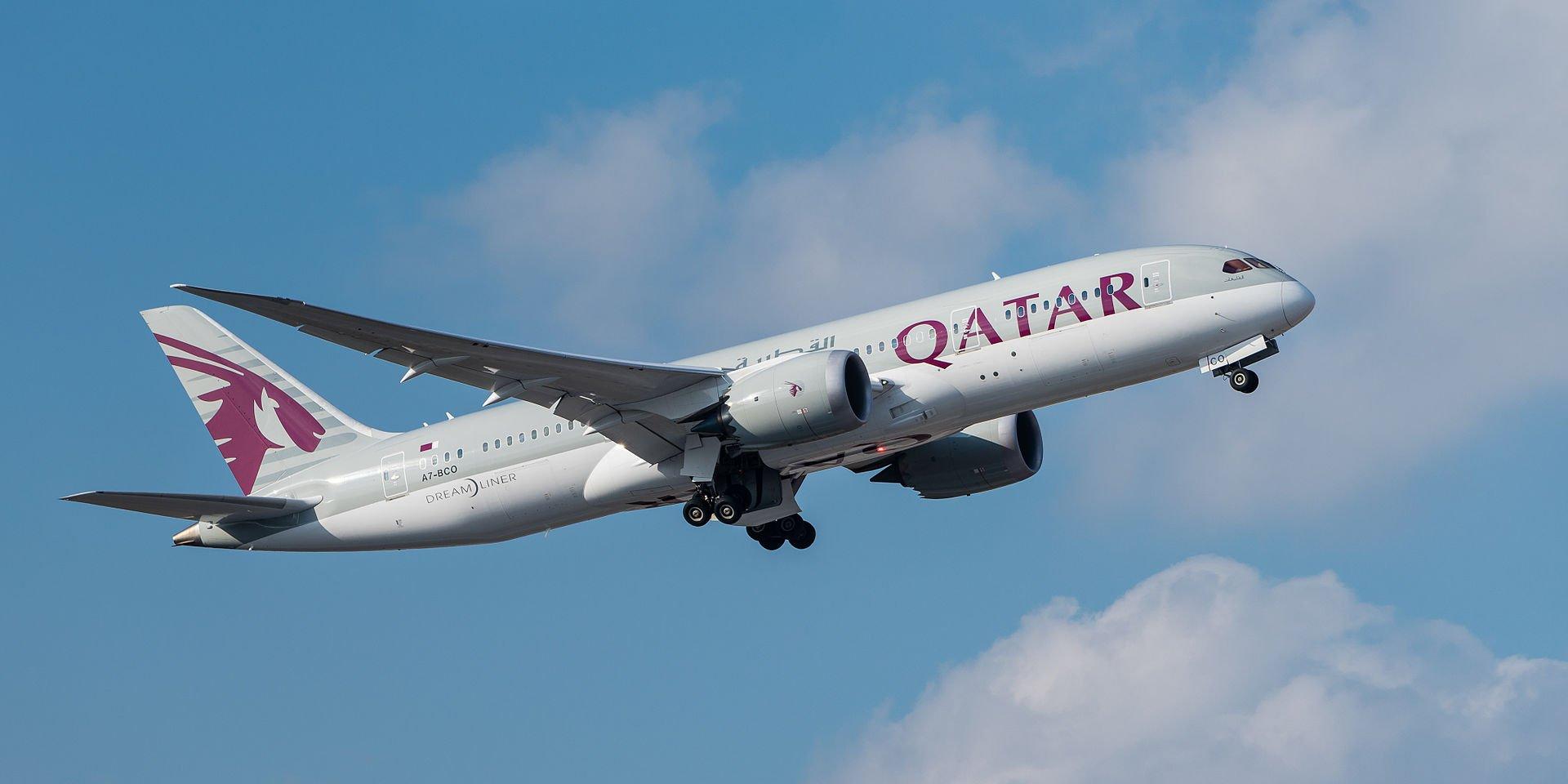 Qatar Airways kokemuksia