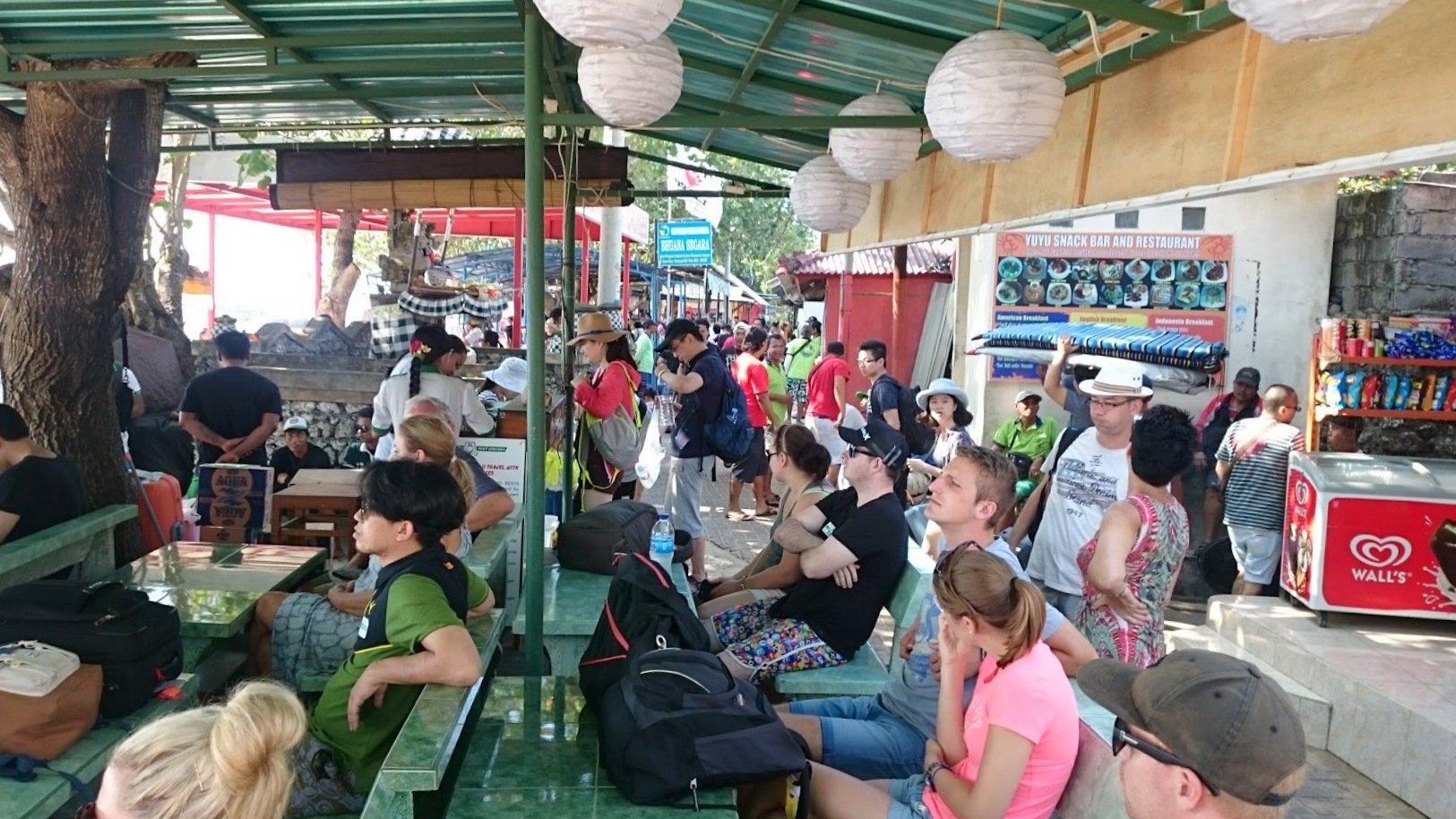 Bali pikavene Gileille Nusa Lembongan Sanur