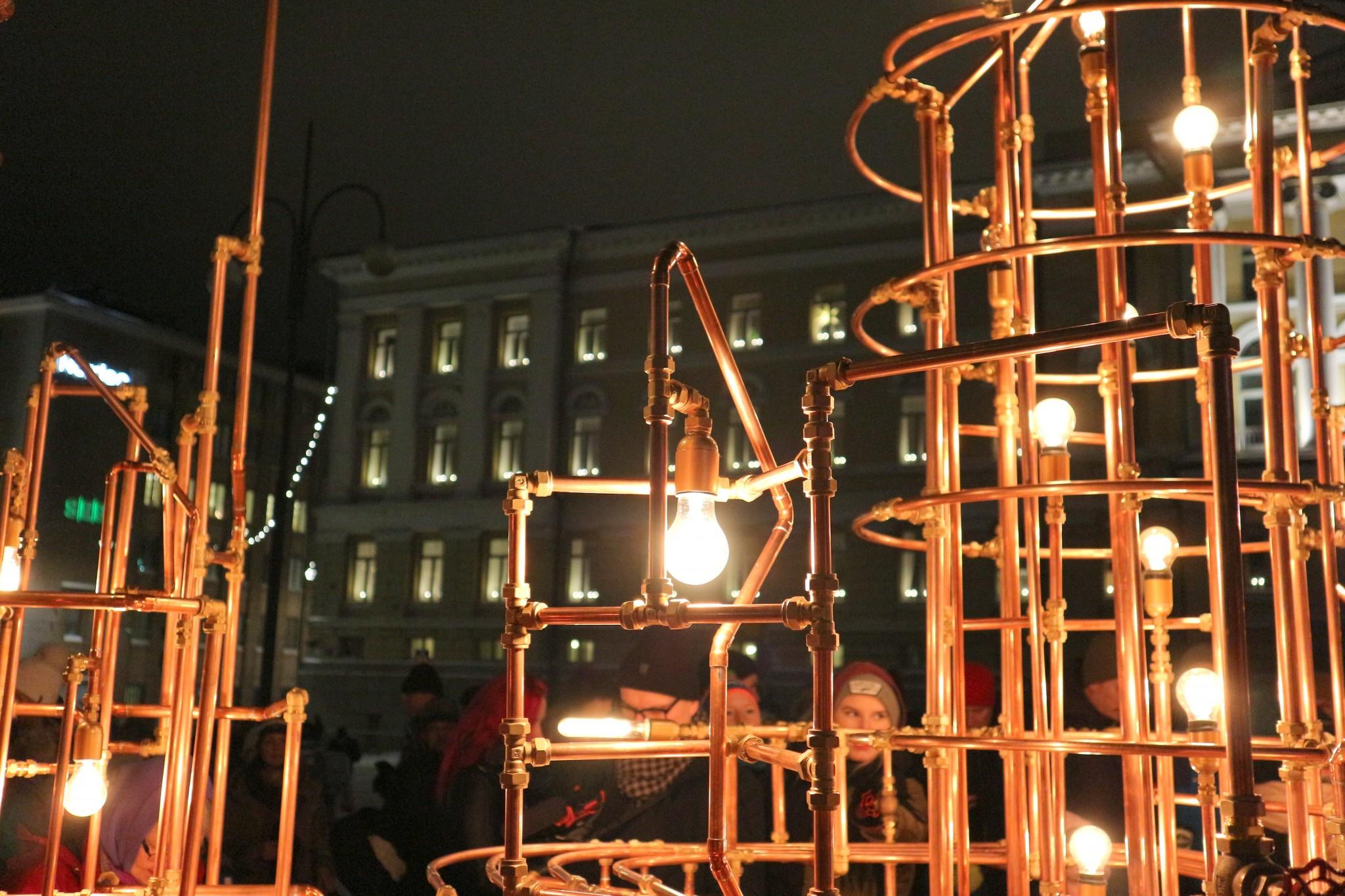 Lux Helsinki Senaatintori