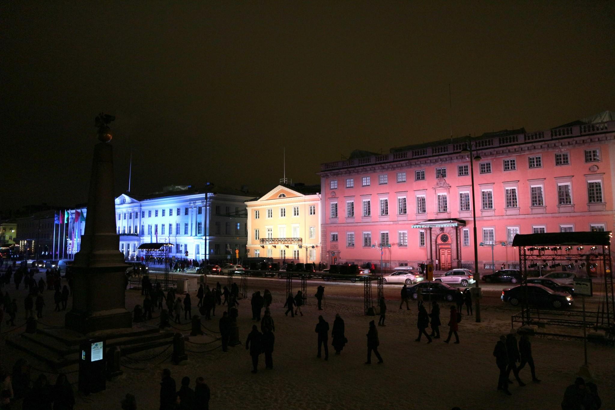 Lux Helsinki kauppatori