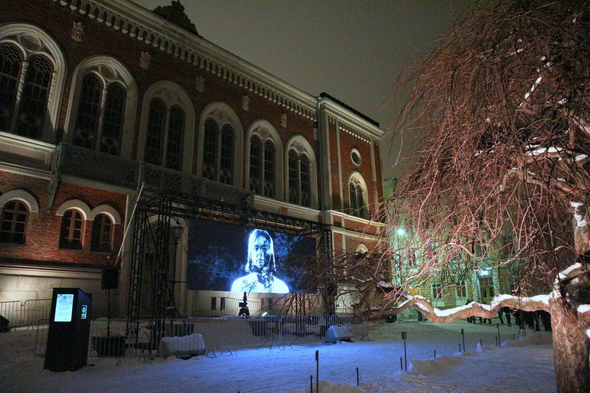 Lux Helsinki ritarihuone