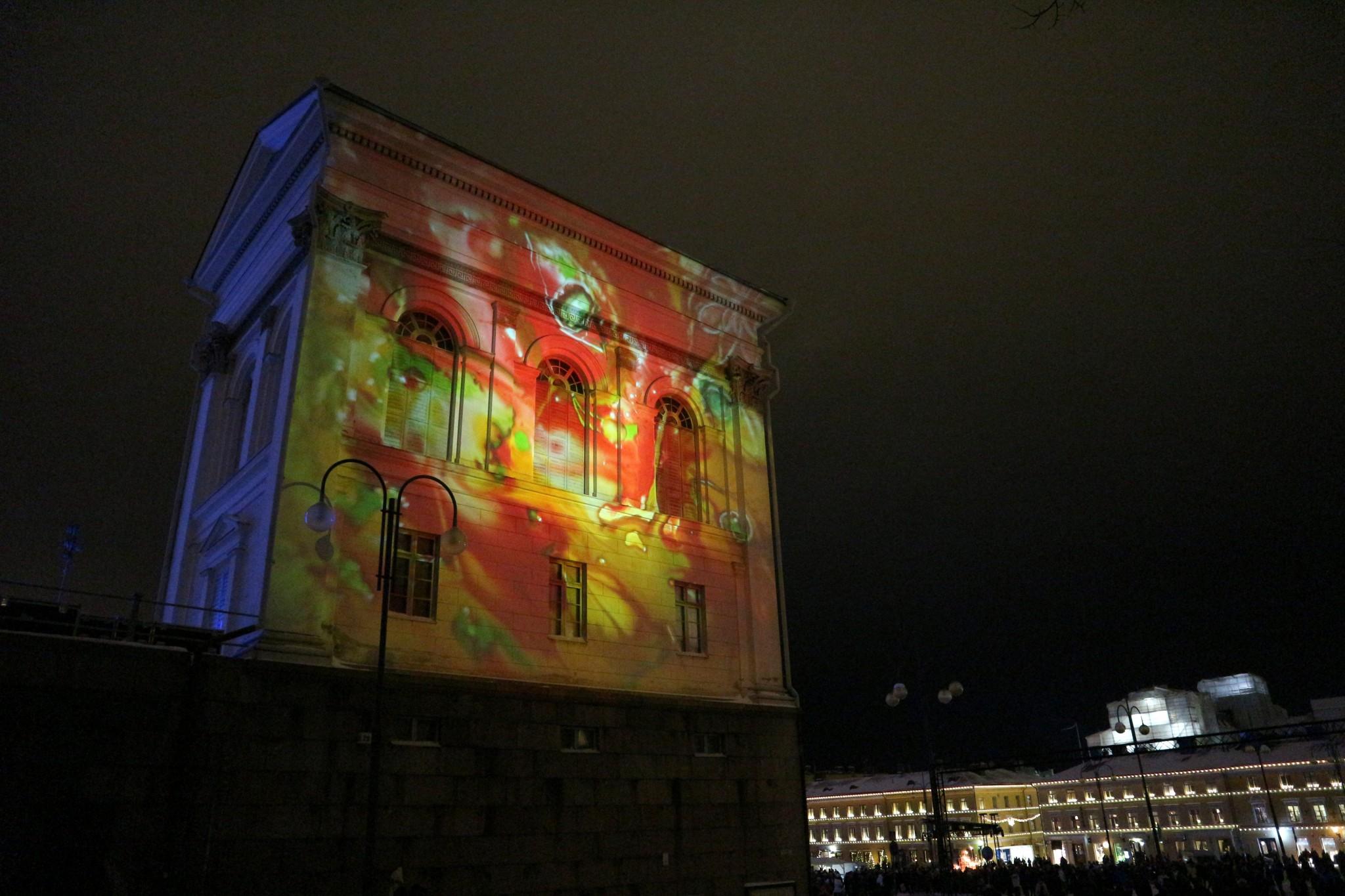 Lux Helsinki ronda