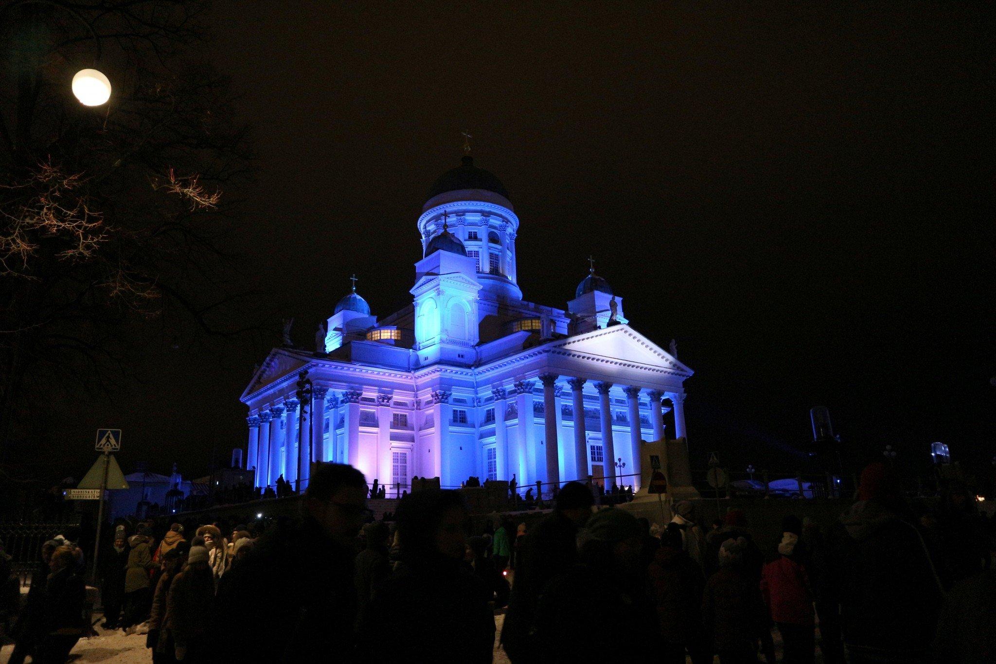 Lux Helsinki tuomiokirkko