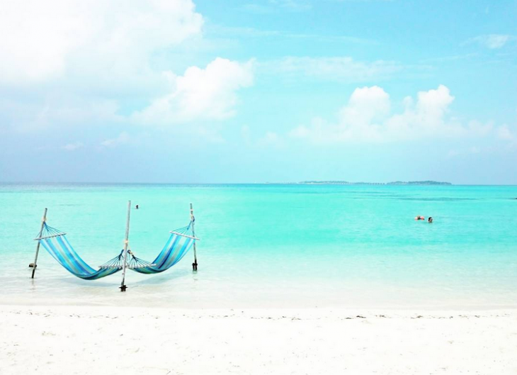 Maafushi ranta