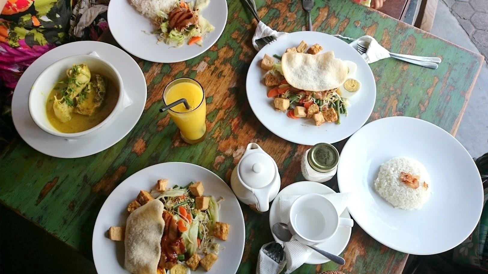Bali ruoka