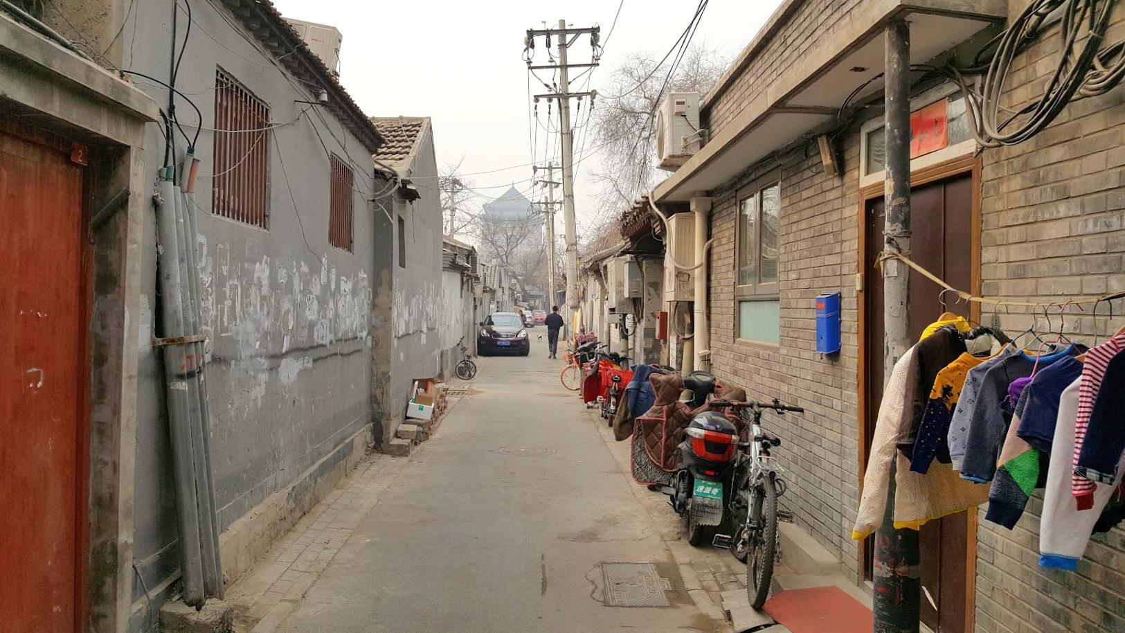 Hutong_peking nähtävyydet