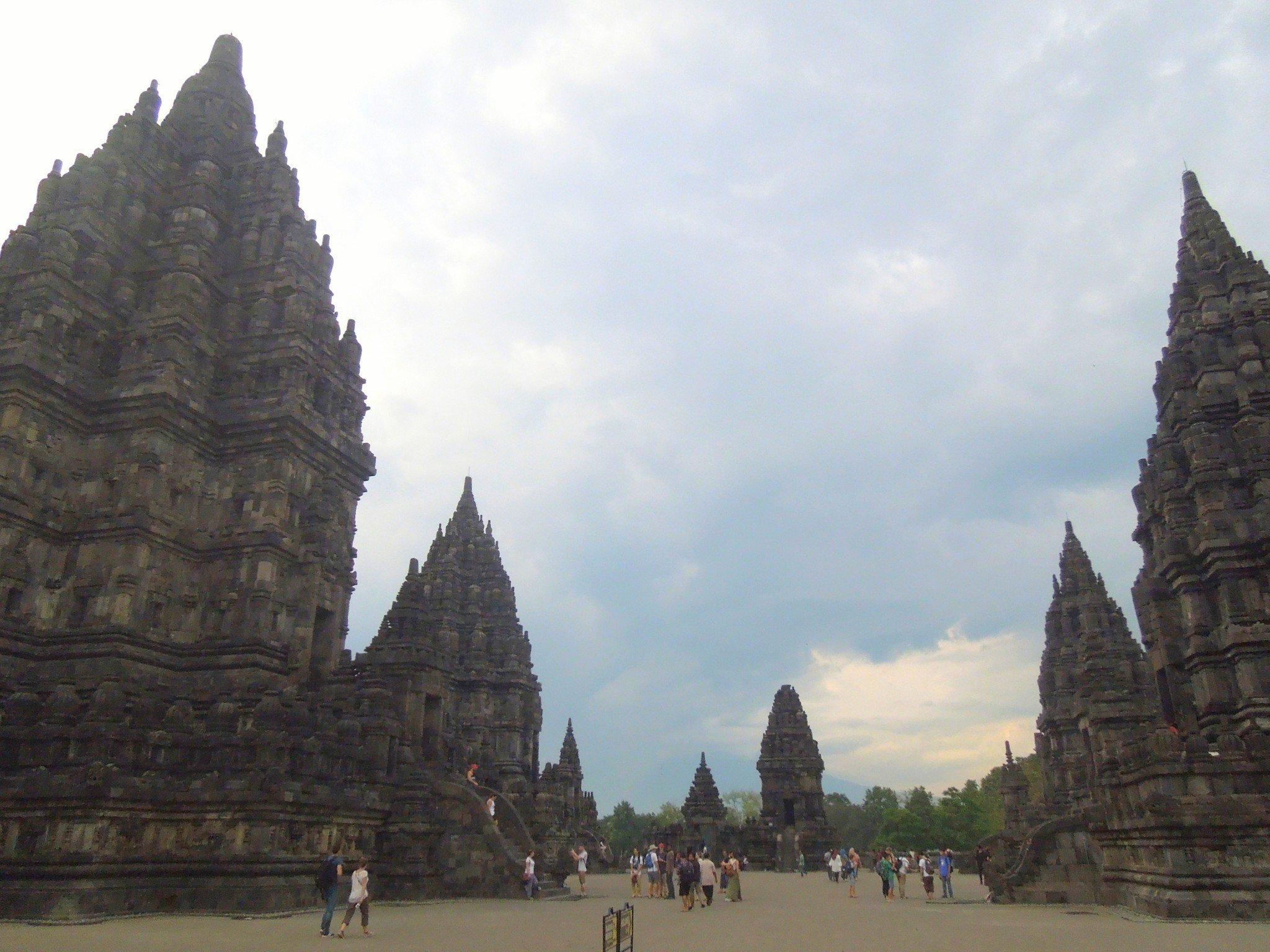Prambanan temppeli