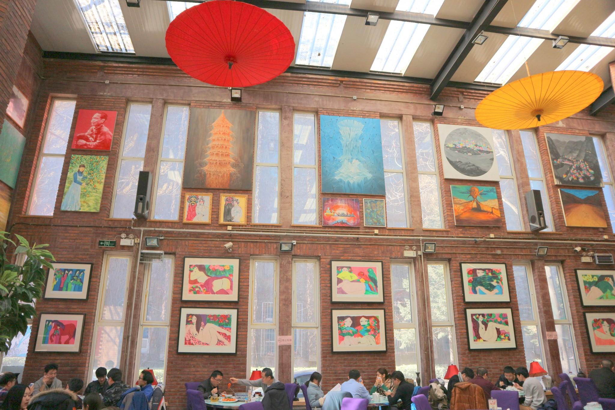 798_Art_district_ravintola kiina peking taide nykytaide