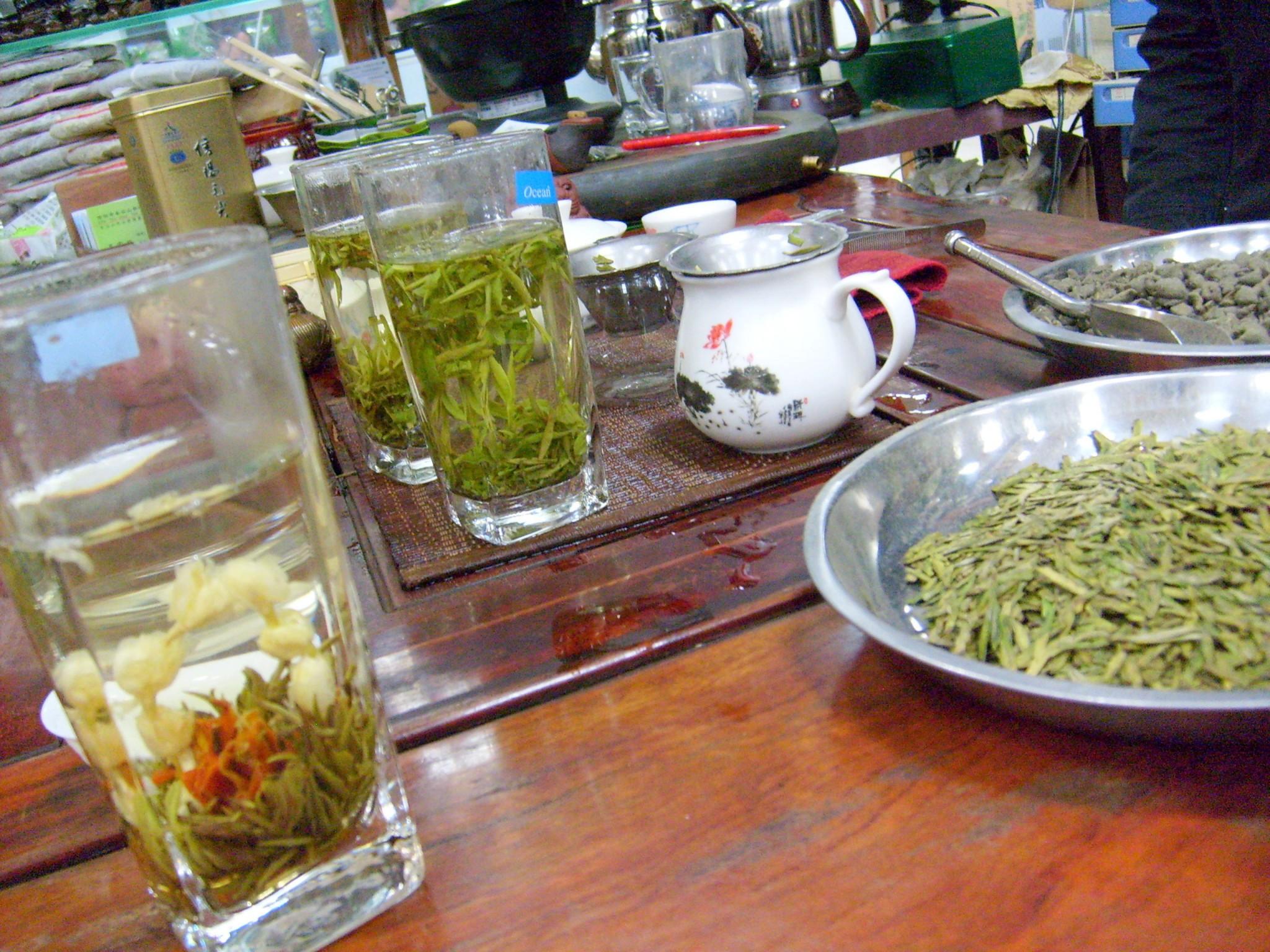 Kiina_teeseremonia tee