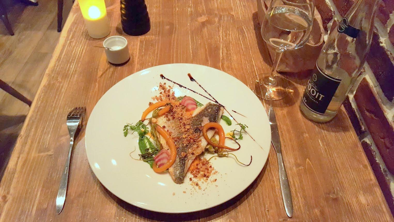 Nizza_Les_Garcons ravintola bistro illallinen lounas