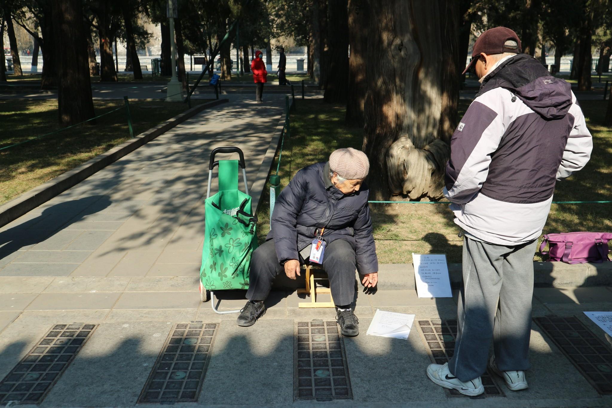 Peking_avioliittomarkkinat kiina